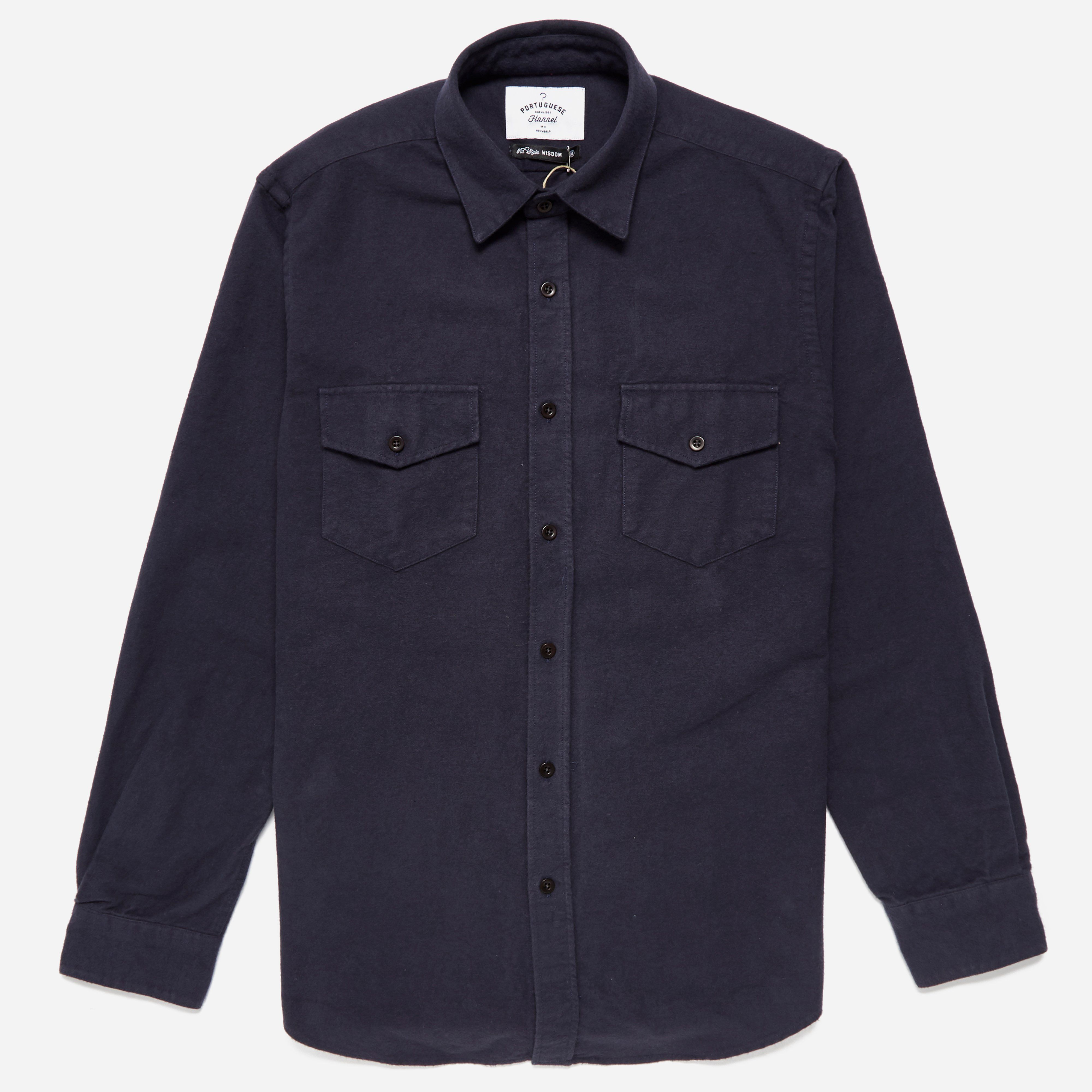 Portuguese Flannel Campo Shirt