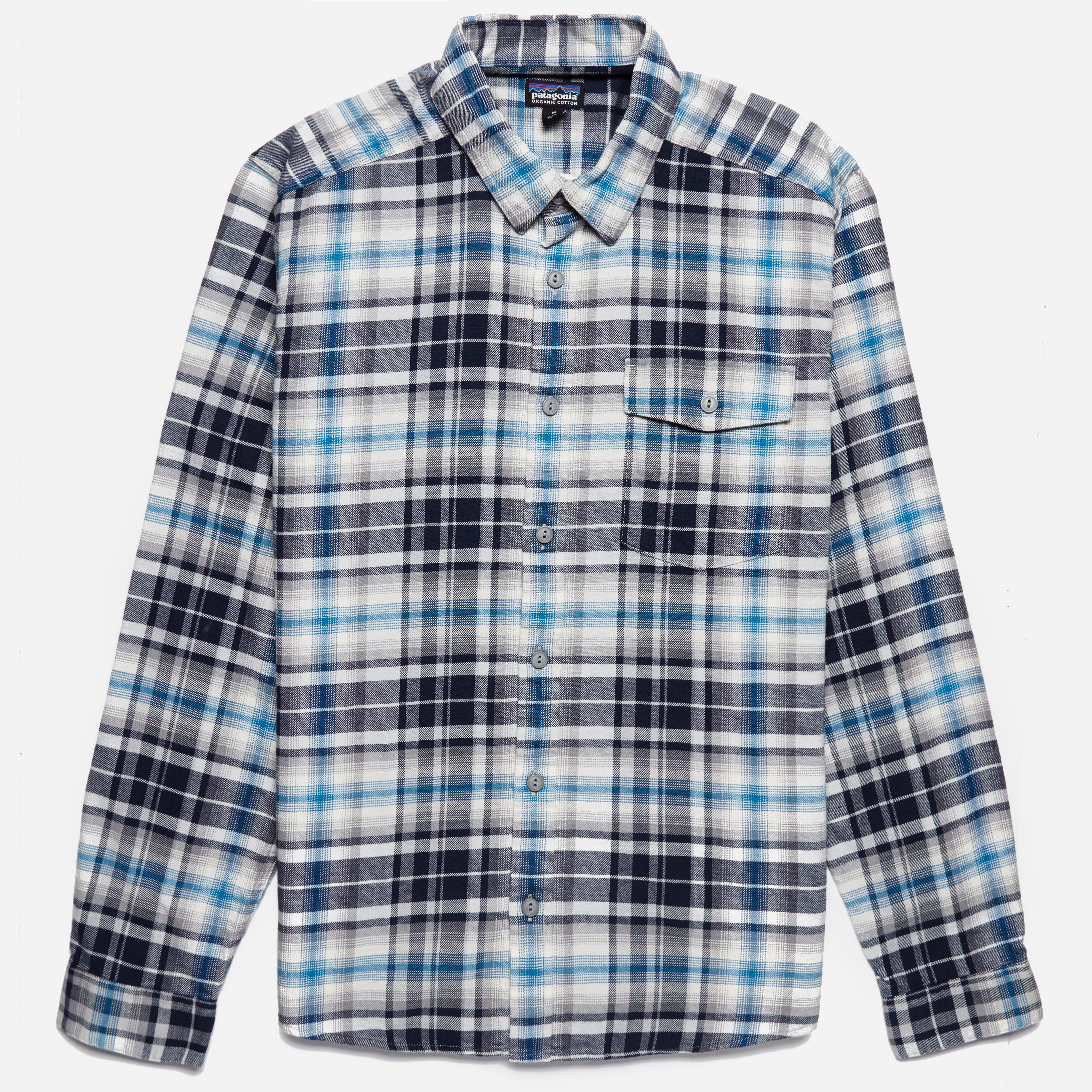 Patagonia LW Fjord Flannel Shirt