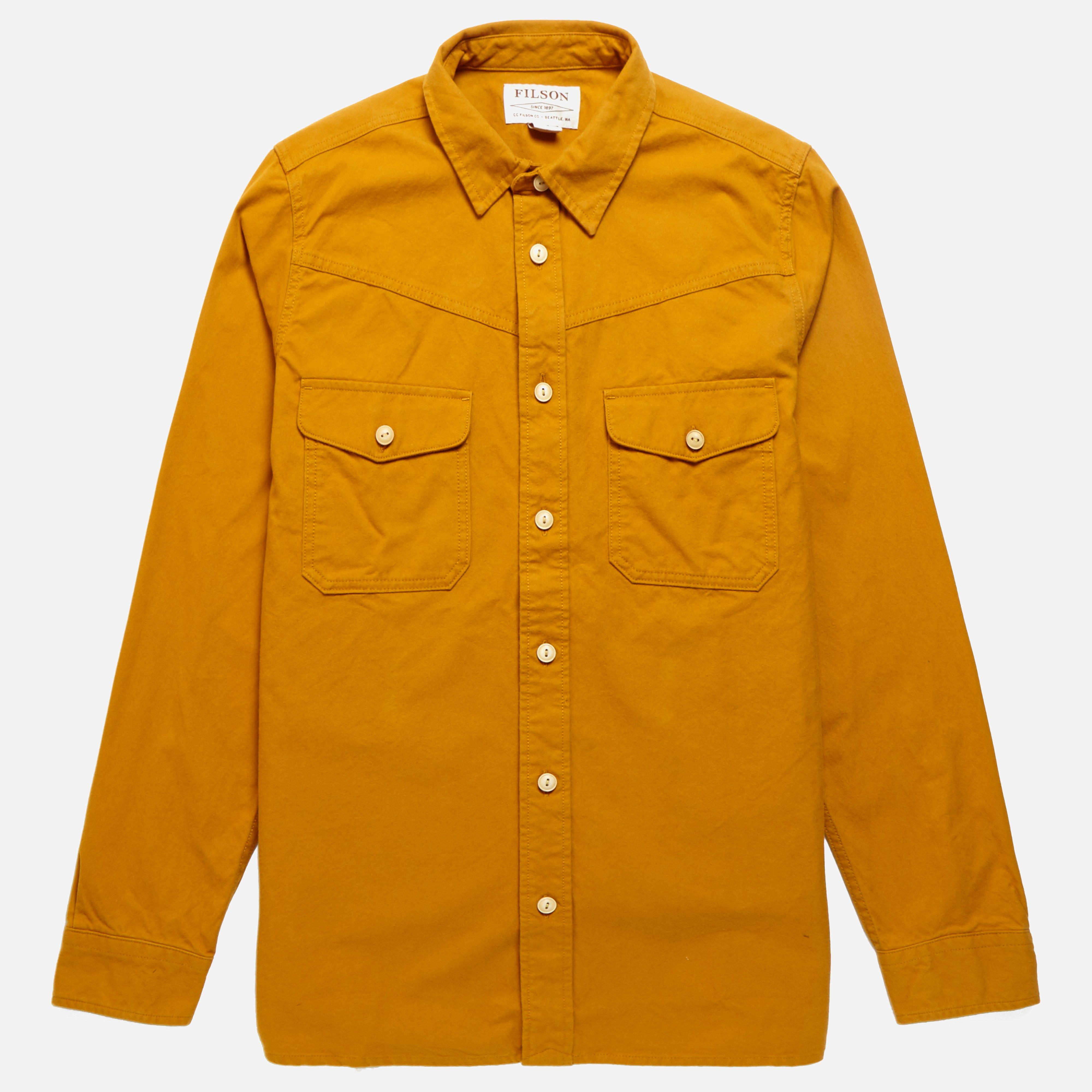 Filson Yukon Chamois Shirt
