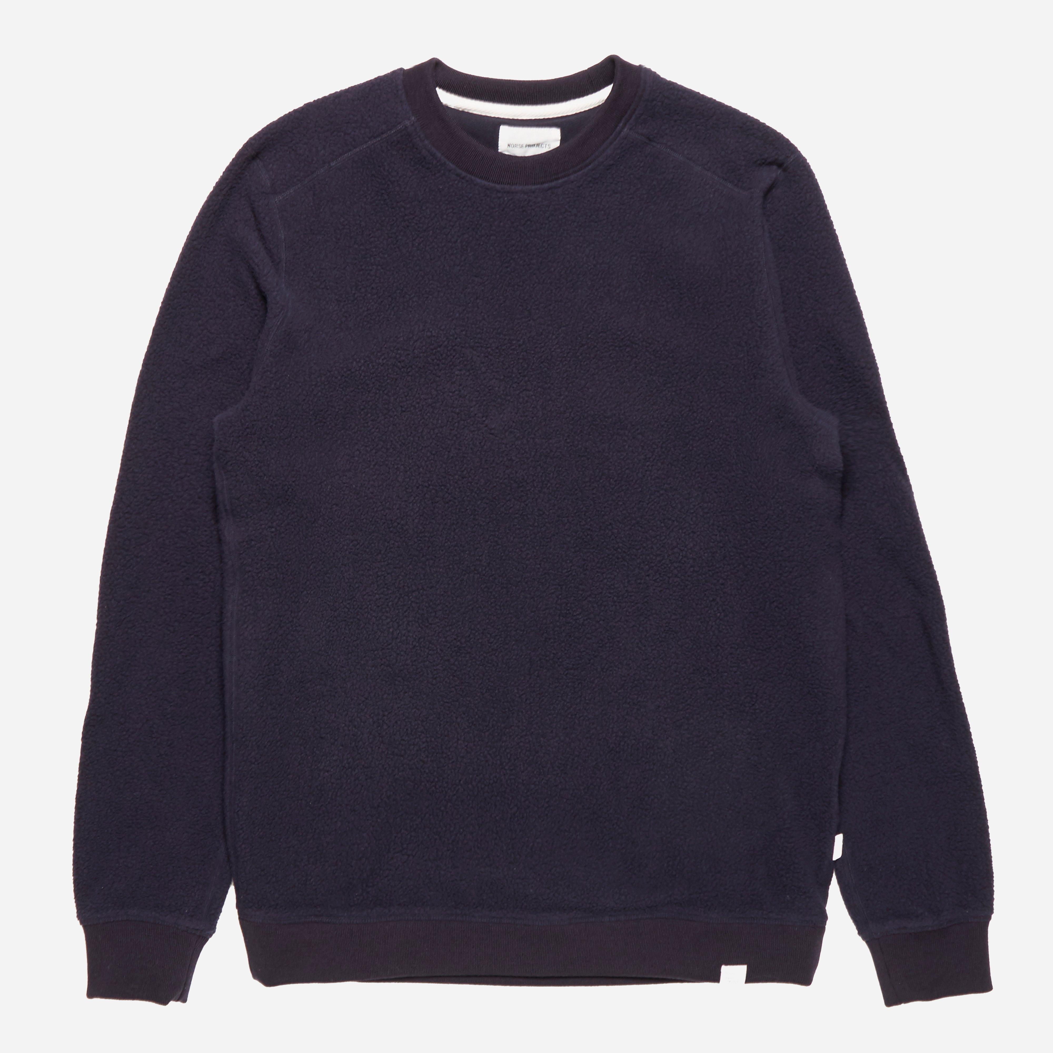 Norse Projects Vagn Fleece Sweatshirt