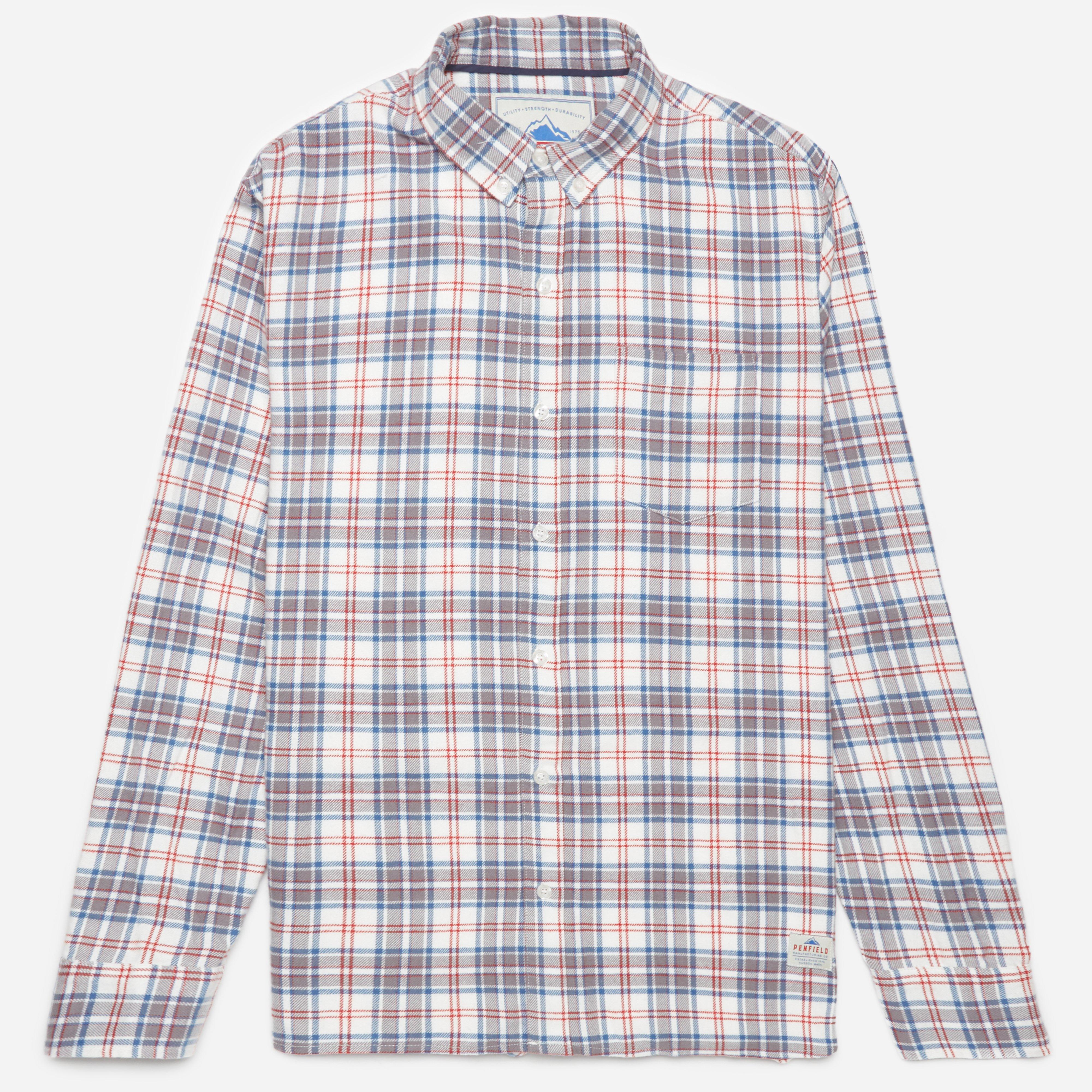 Penfield Pincourt Check Shirt