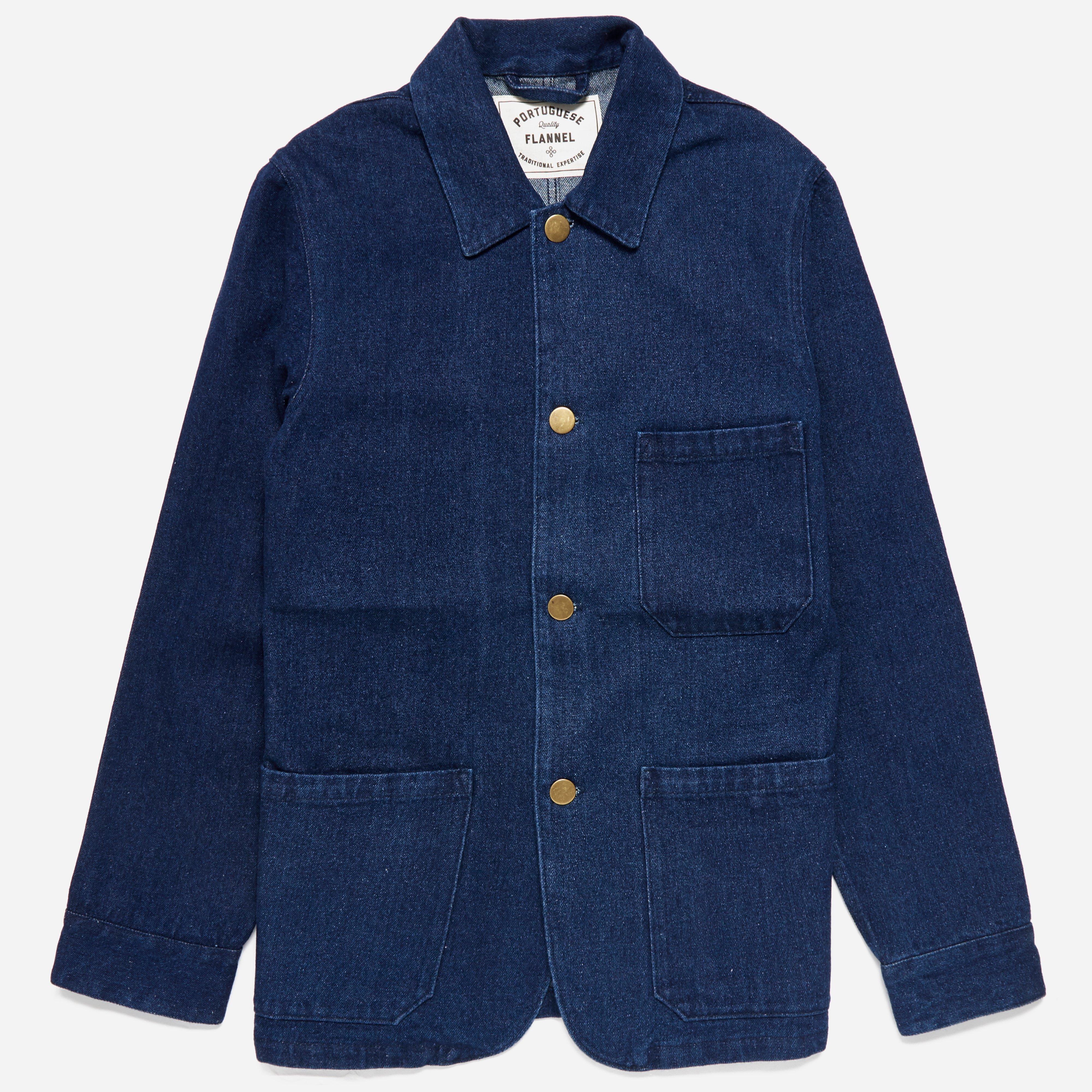 Portuguese Flannel Pinheiro Ganga Jacket