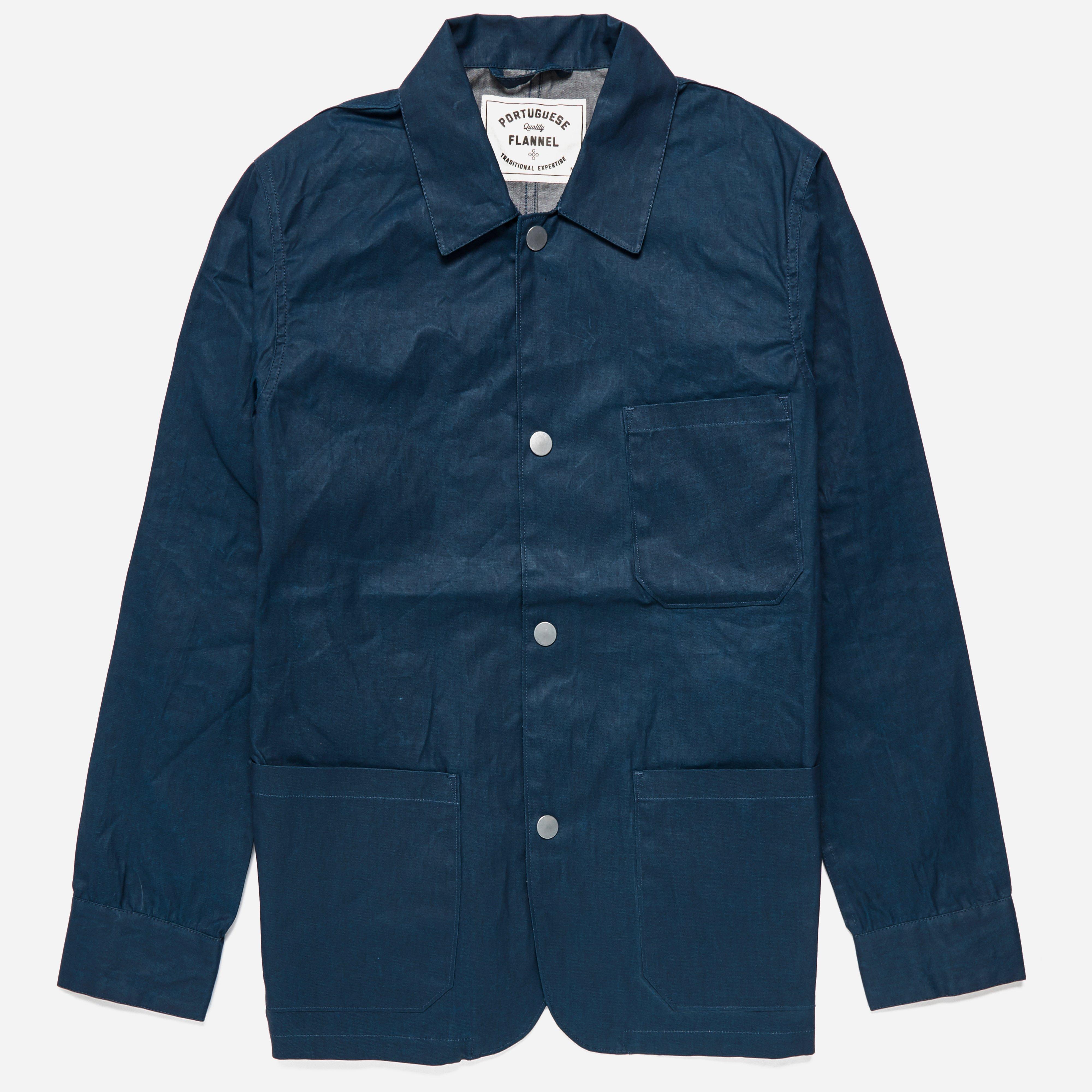 Portuguese Flannel Pinheiro Goma Jacket