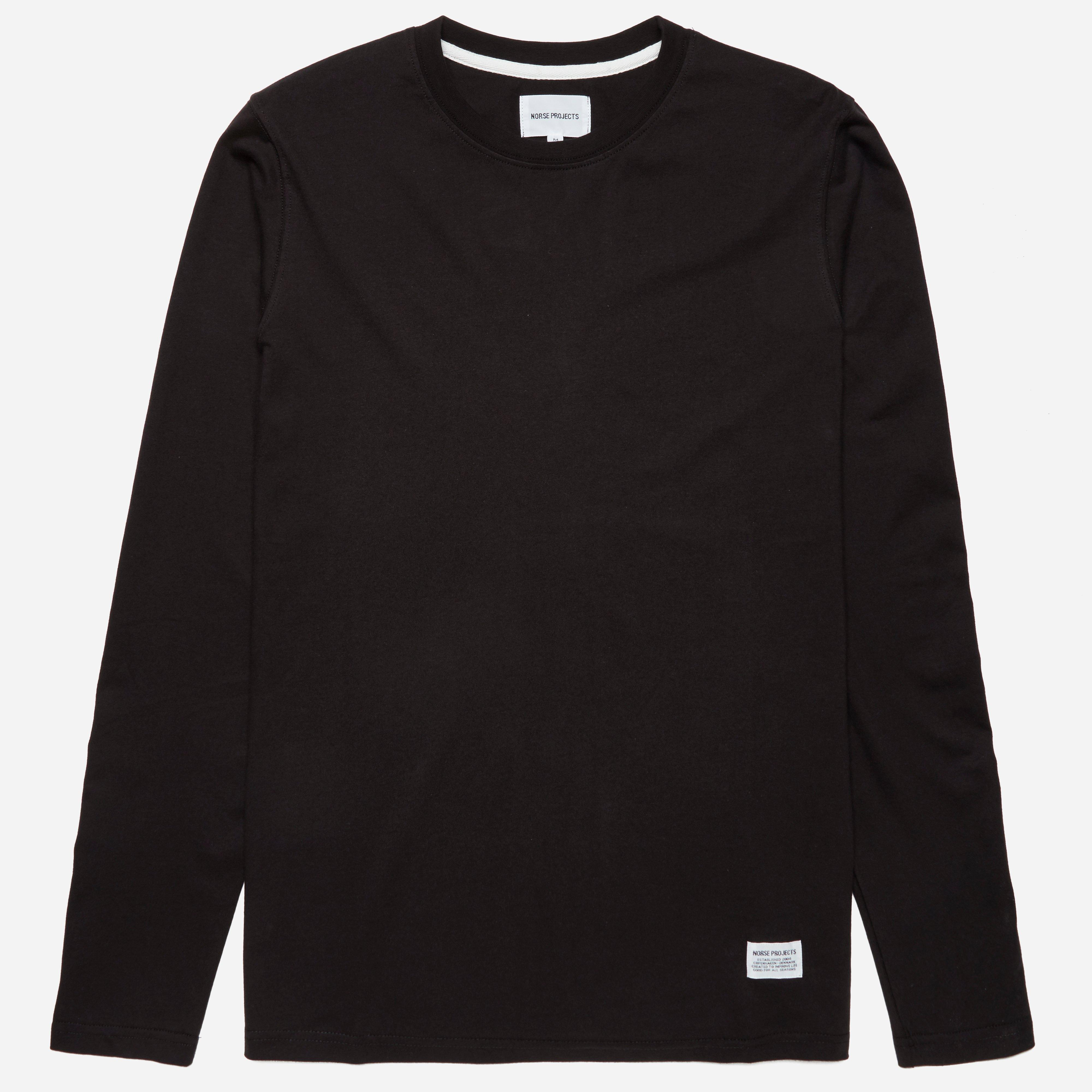 Norse Projects Niels Basic Long Sleeve T-shirt