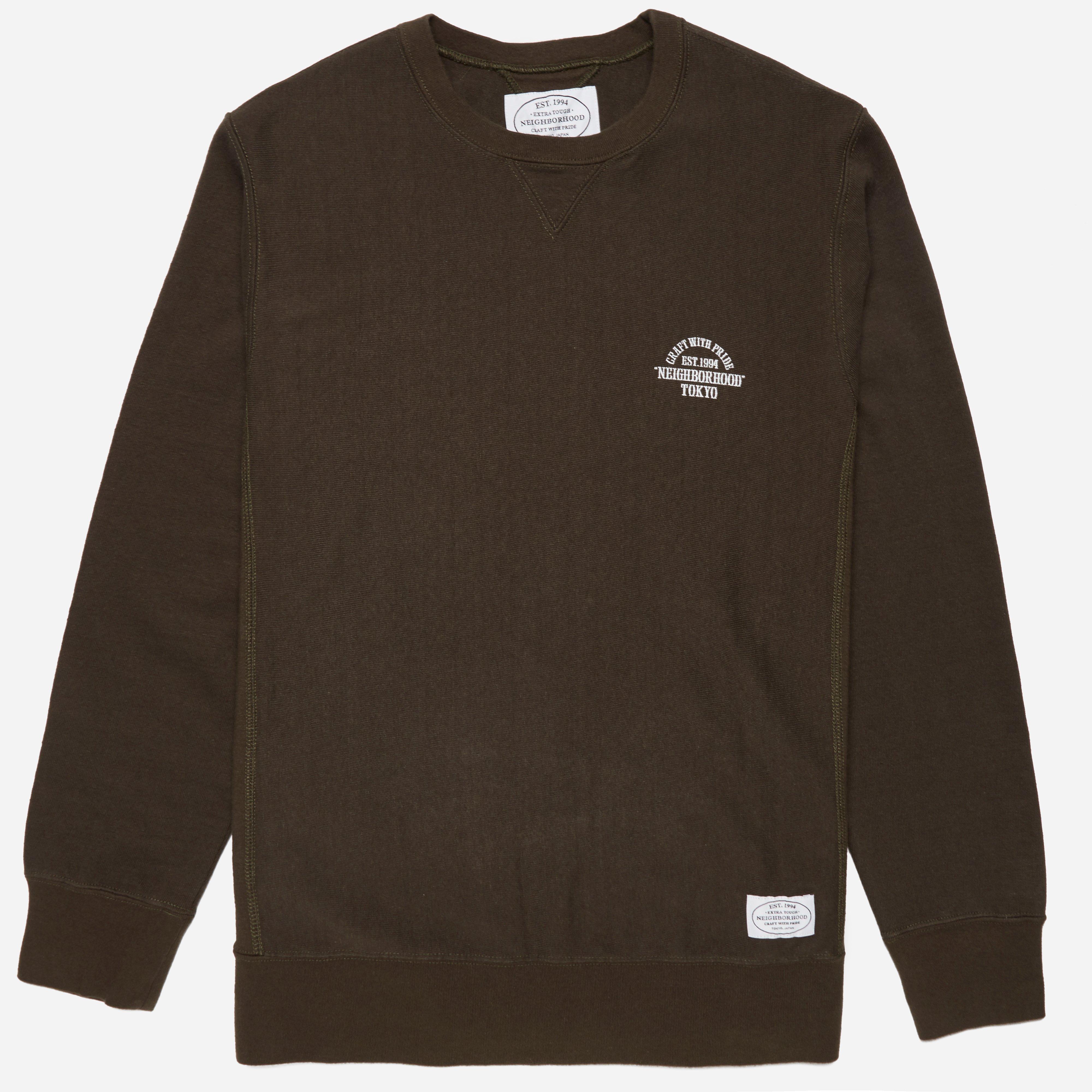 Neighborhood C.W.P Crew Sweatshirt