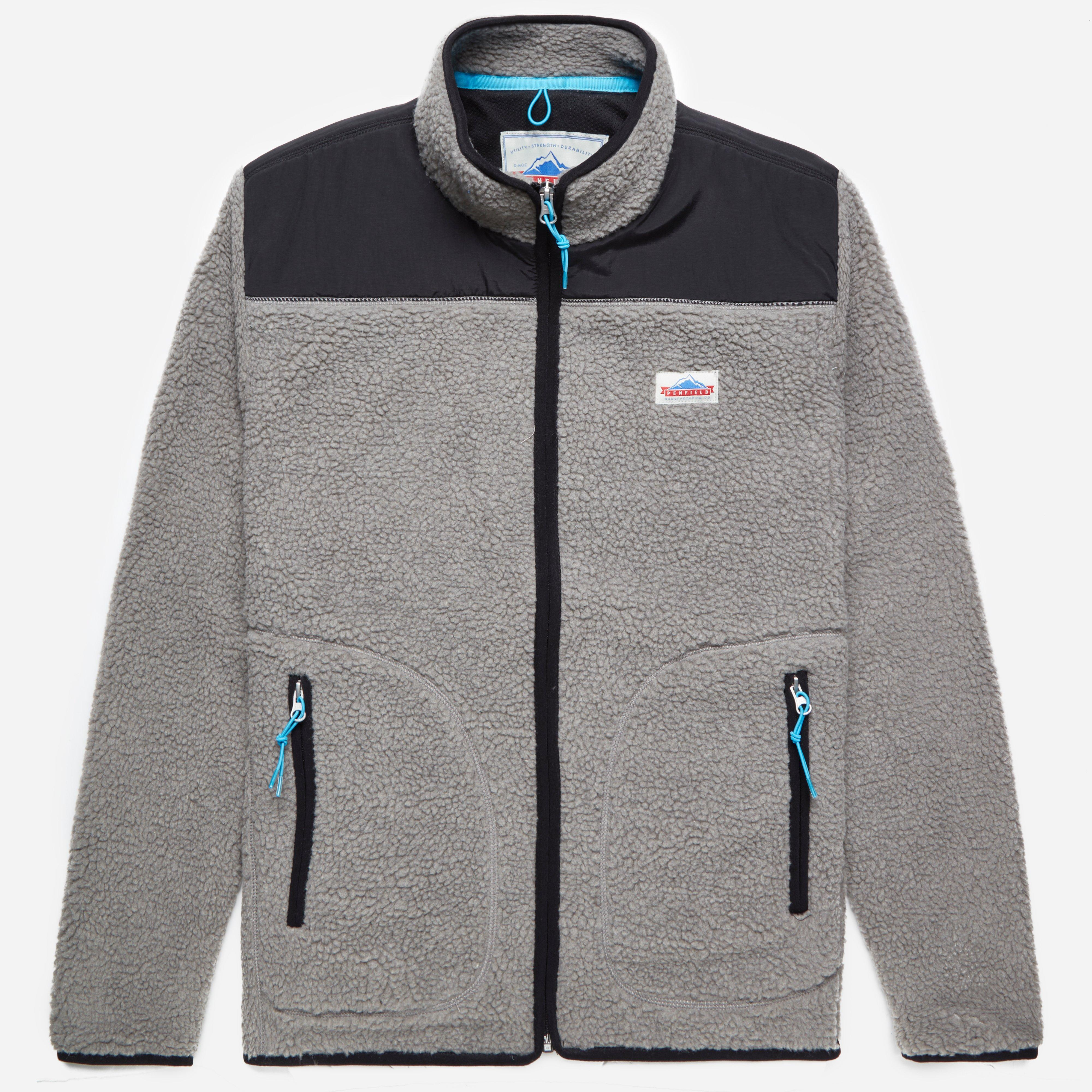 Penfield Mattawa Fleece Jacket