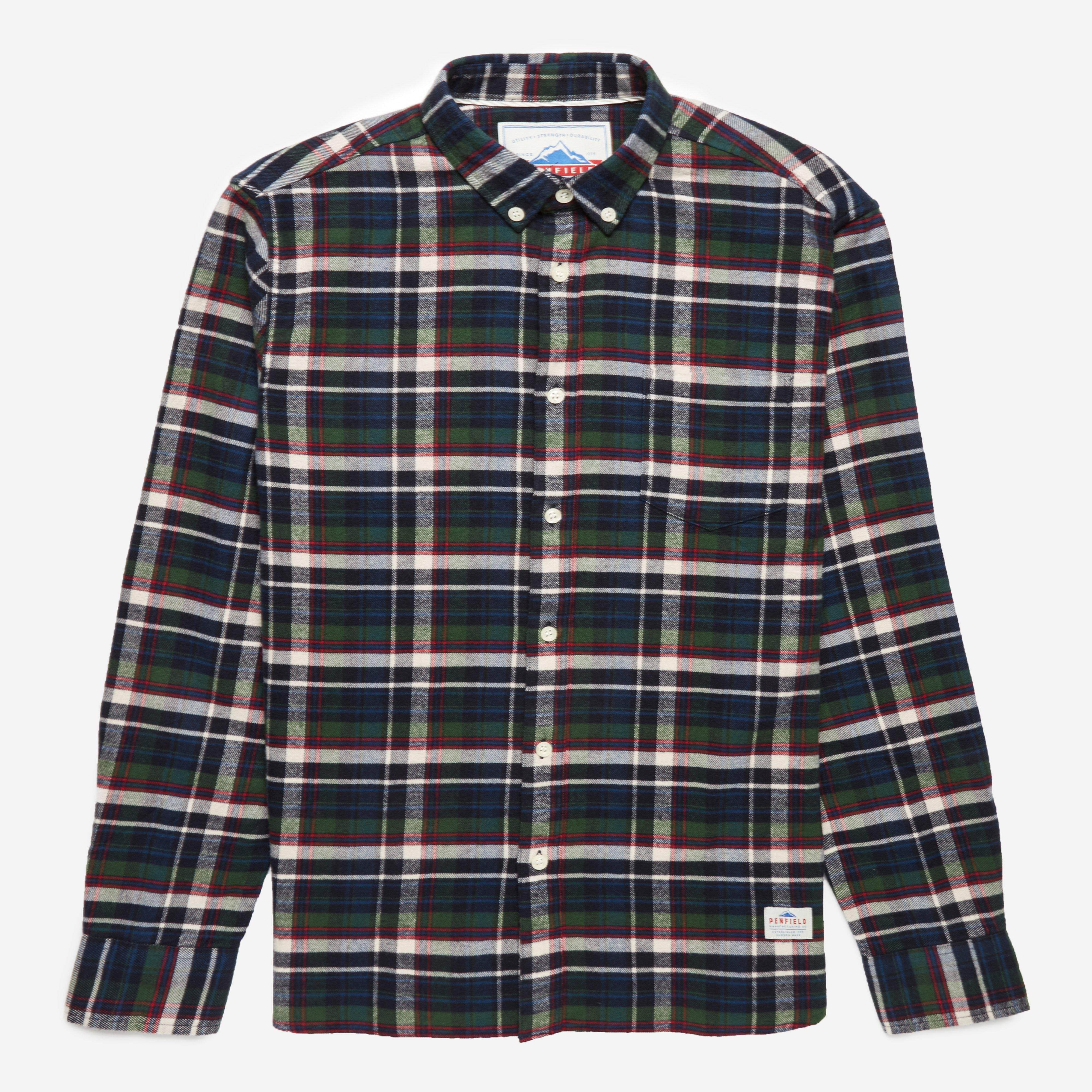 Penfield Barrhead Check Shirt