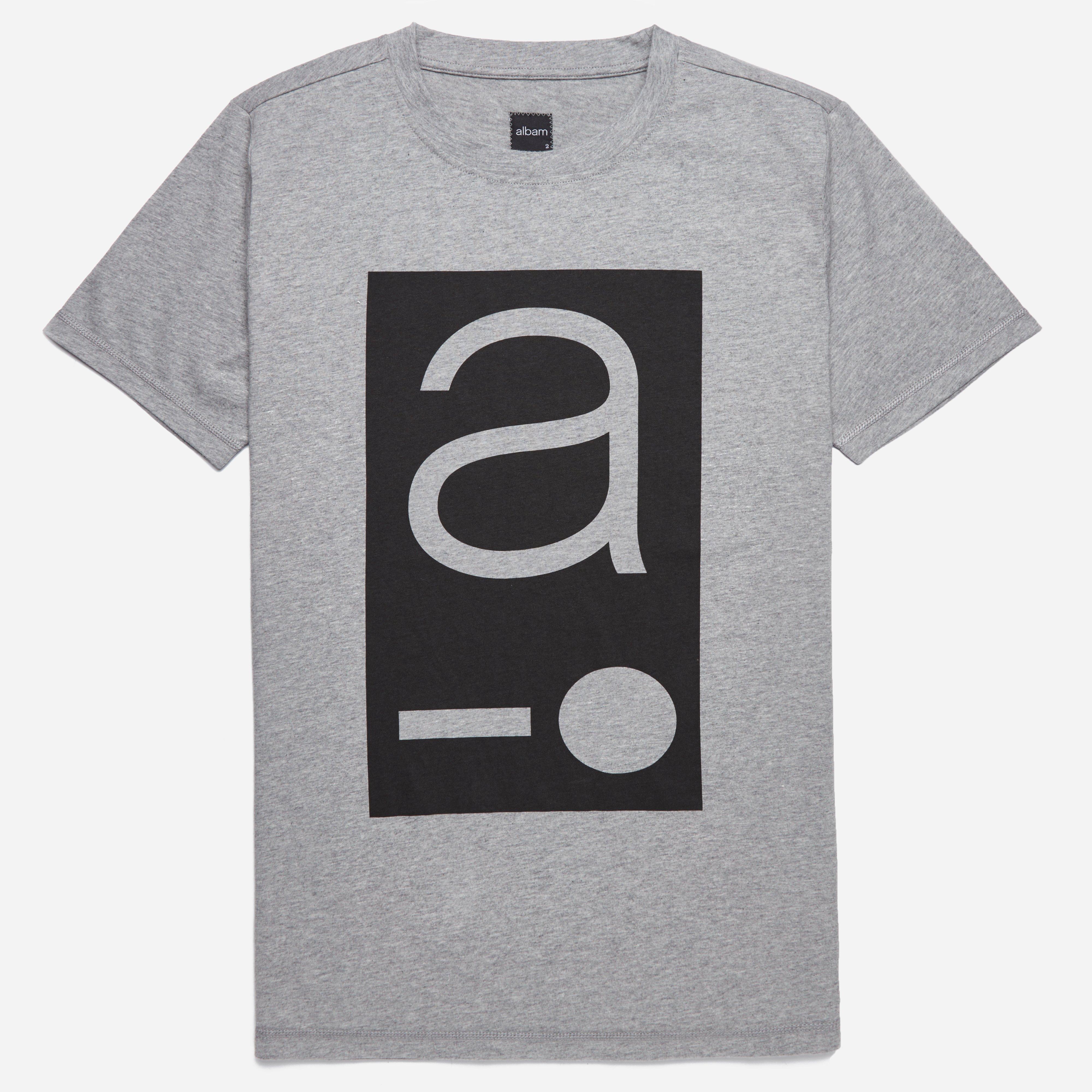 Albam Code Logo T-shirt