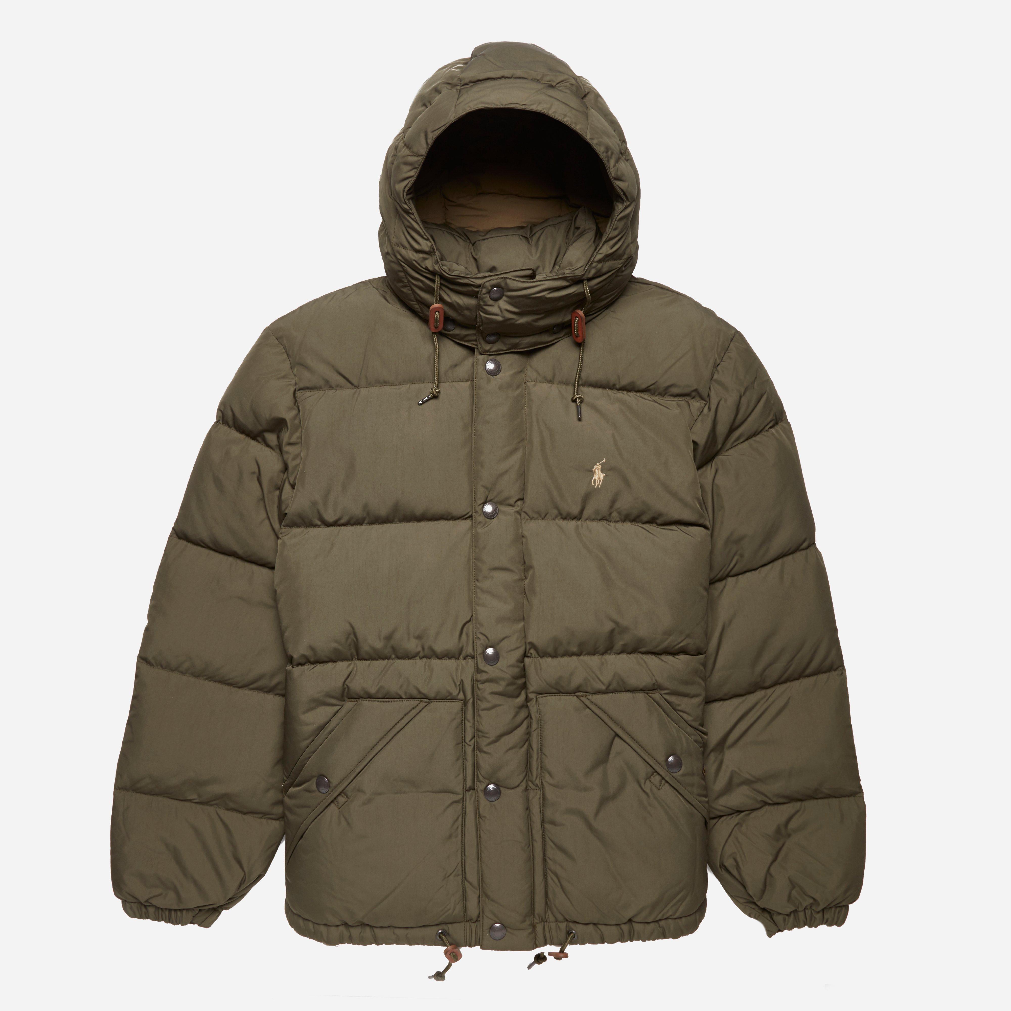 Polo Ralph Lauren Elmwood Down Fill Jacket