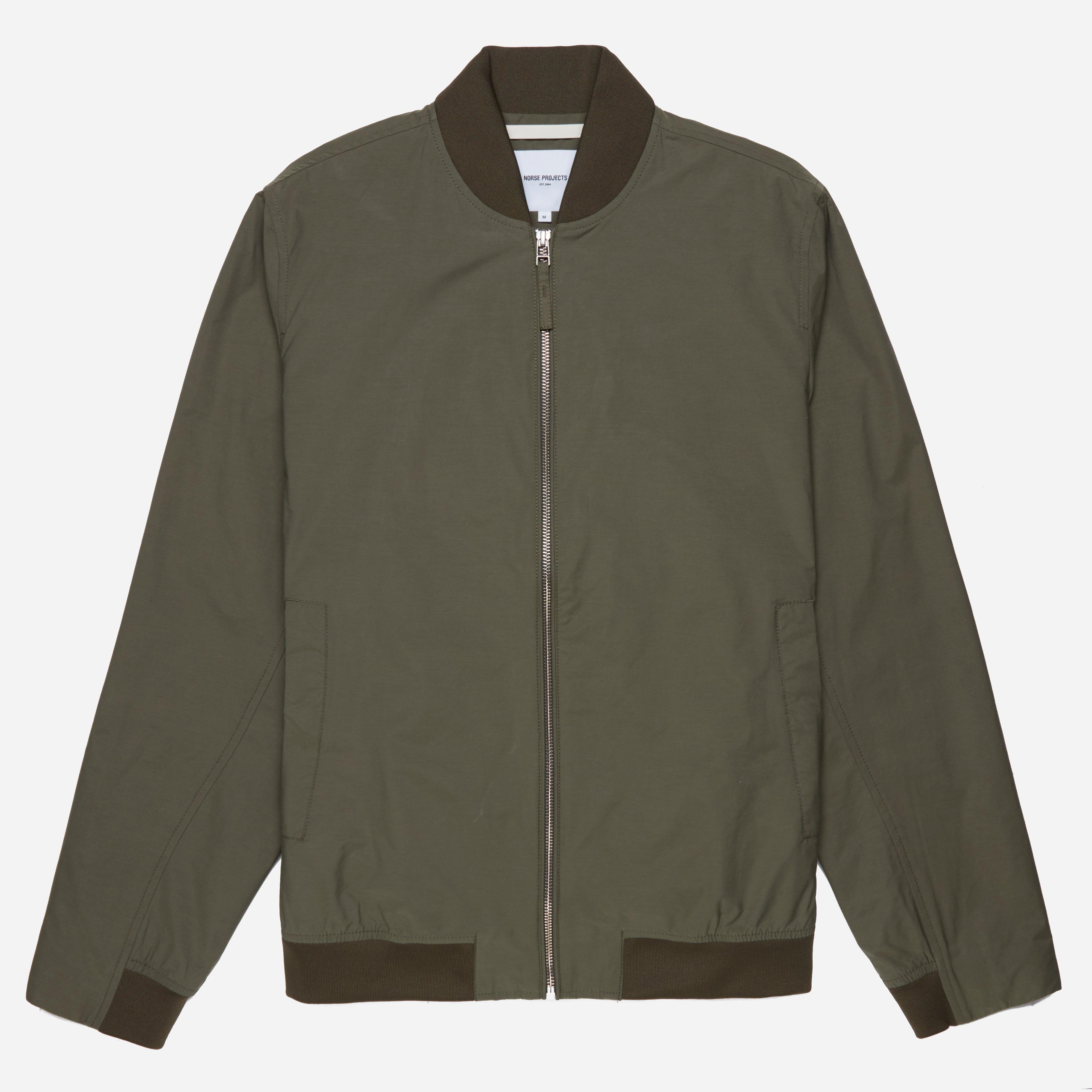 Norse Projects Ryan Crisp Cotton Jacket