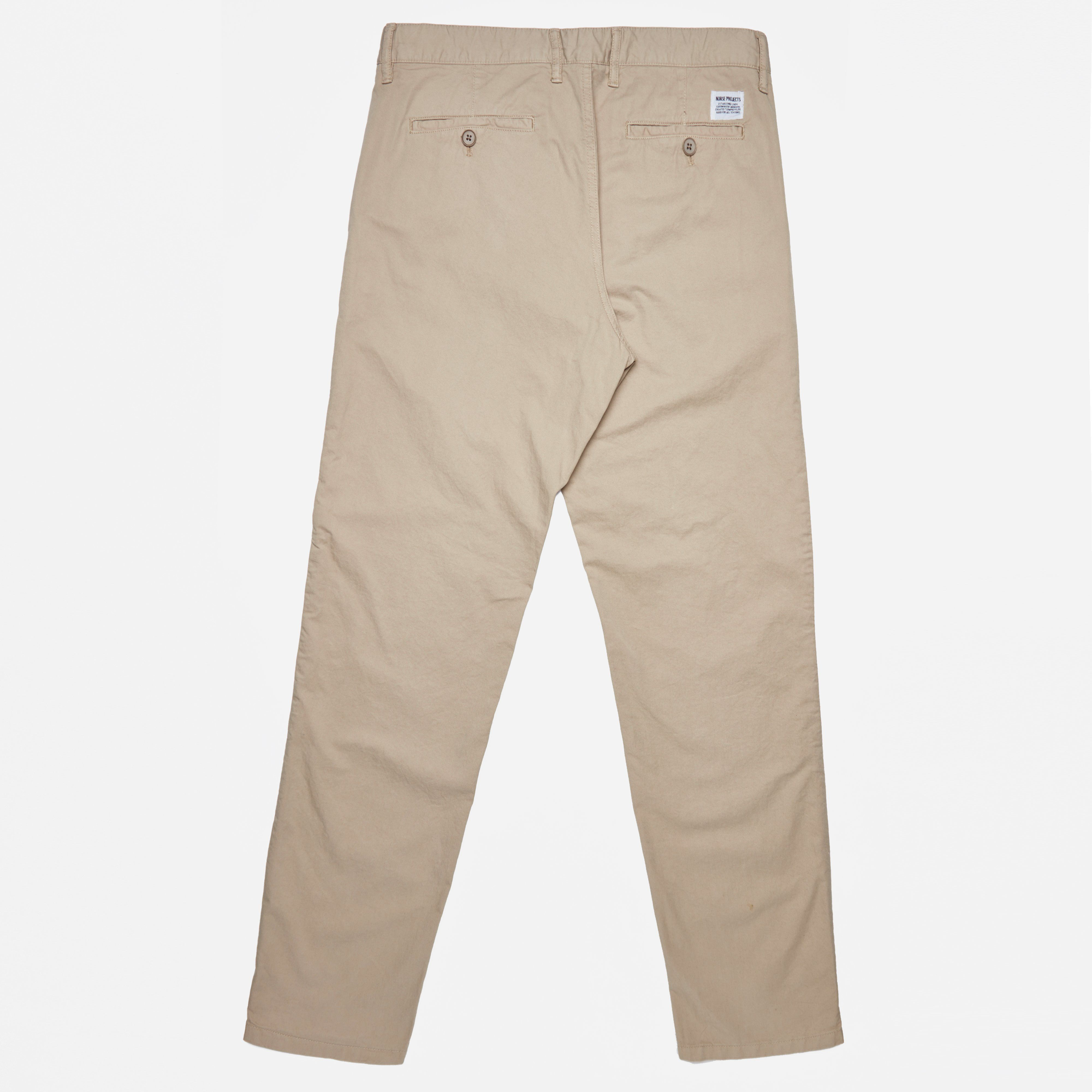 Norse Projects Aros Light Twill Chino