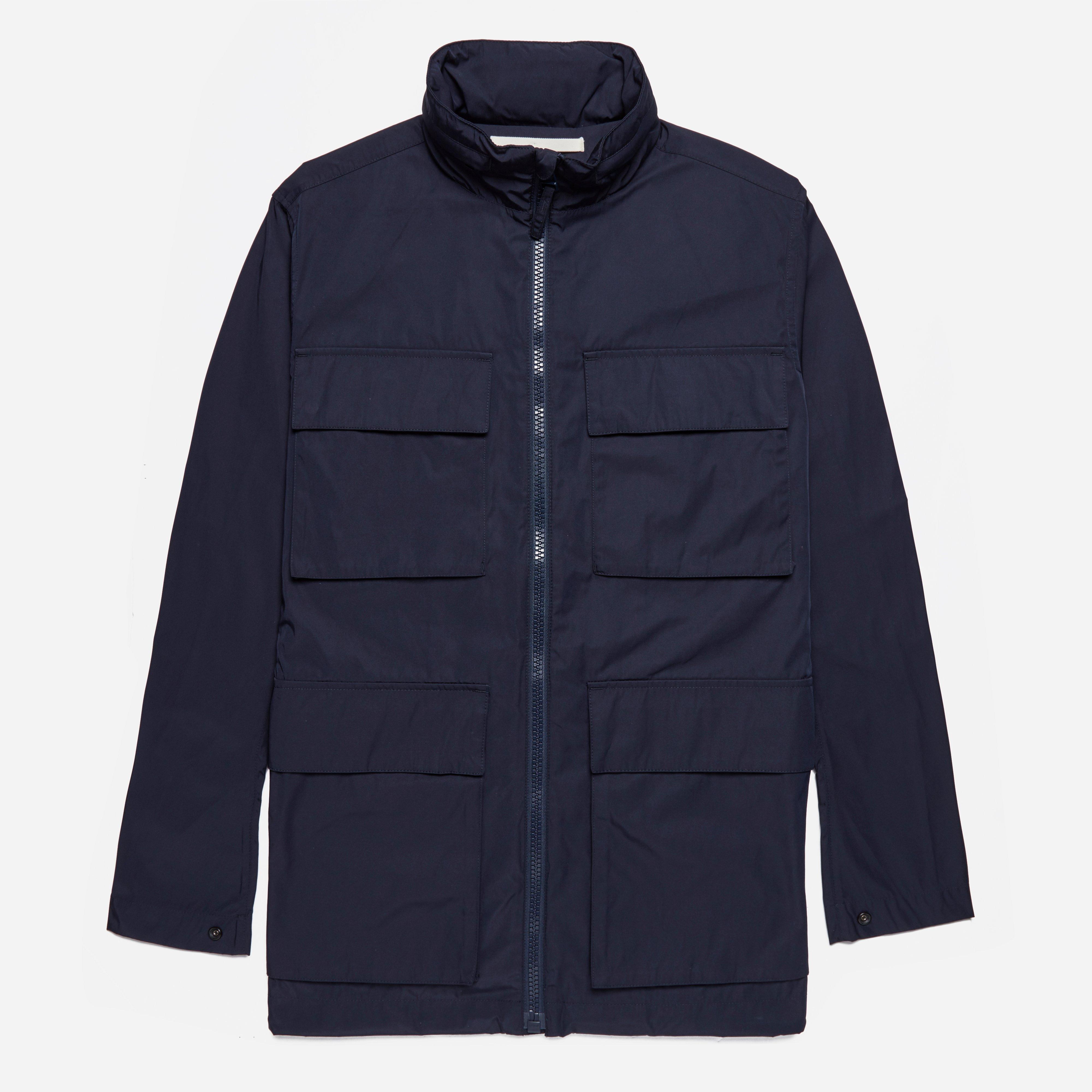 Norse Projects Skipper Double Dyed Jacket