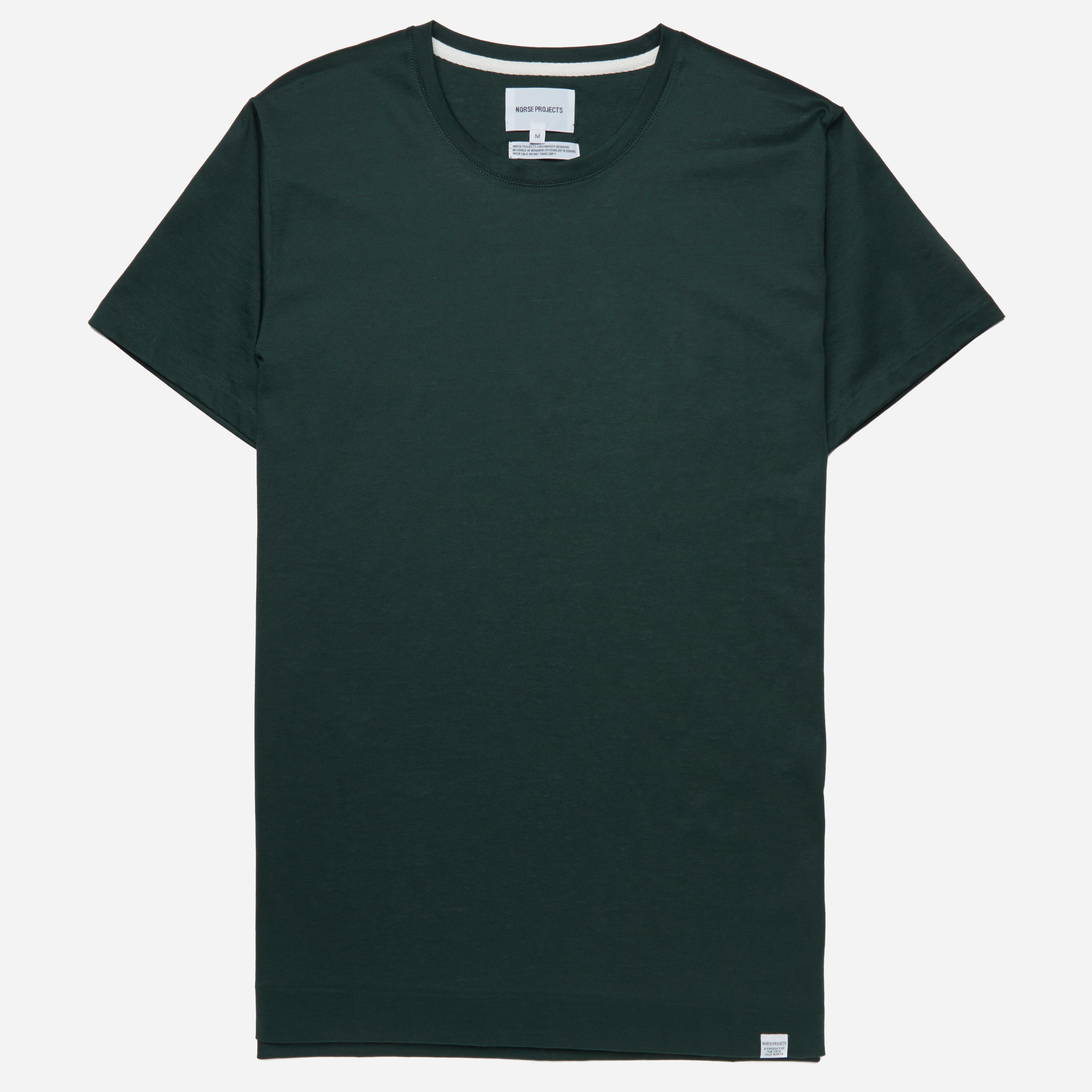 Norse Projects Esben Blind Stitch SS T-shirt