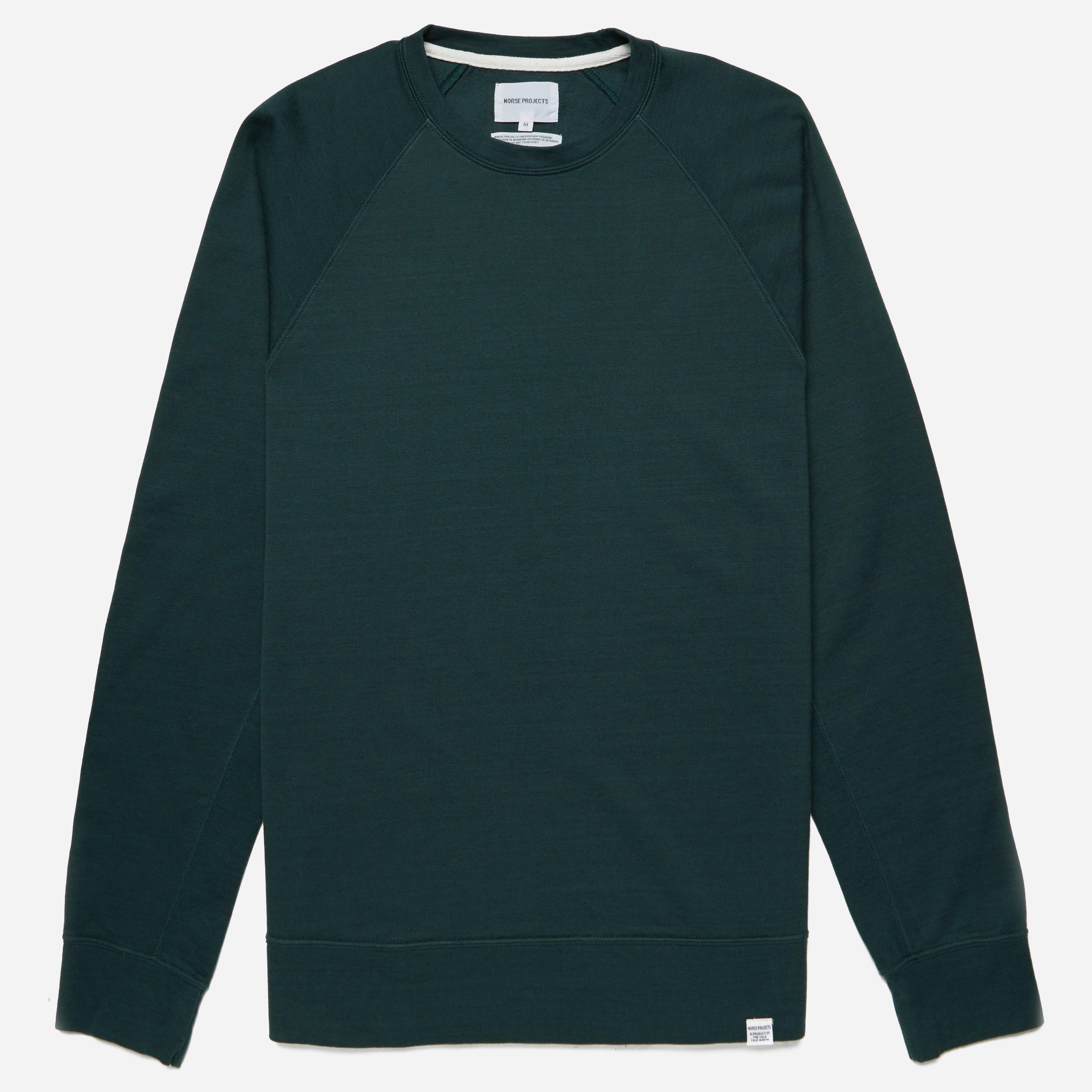 Norse Projects Vorm Mercerised Sweatshirt