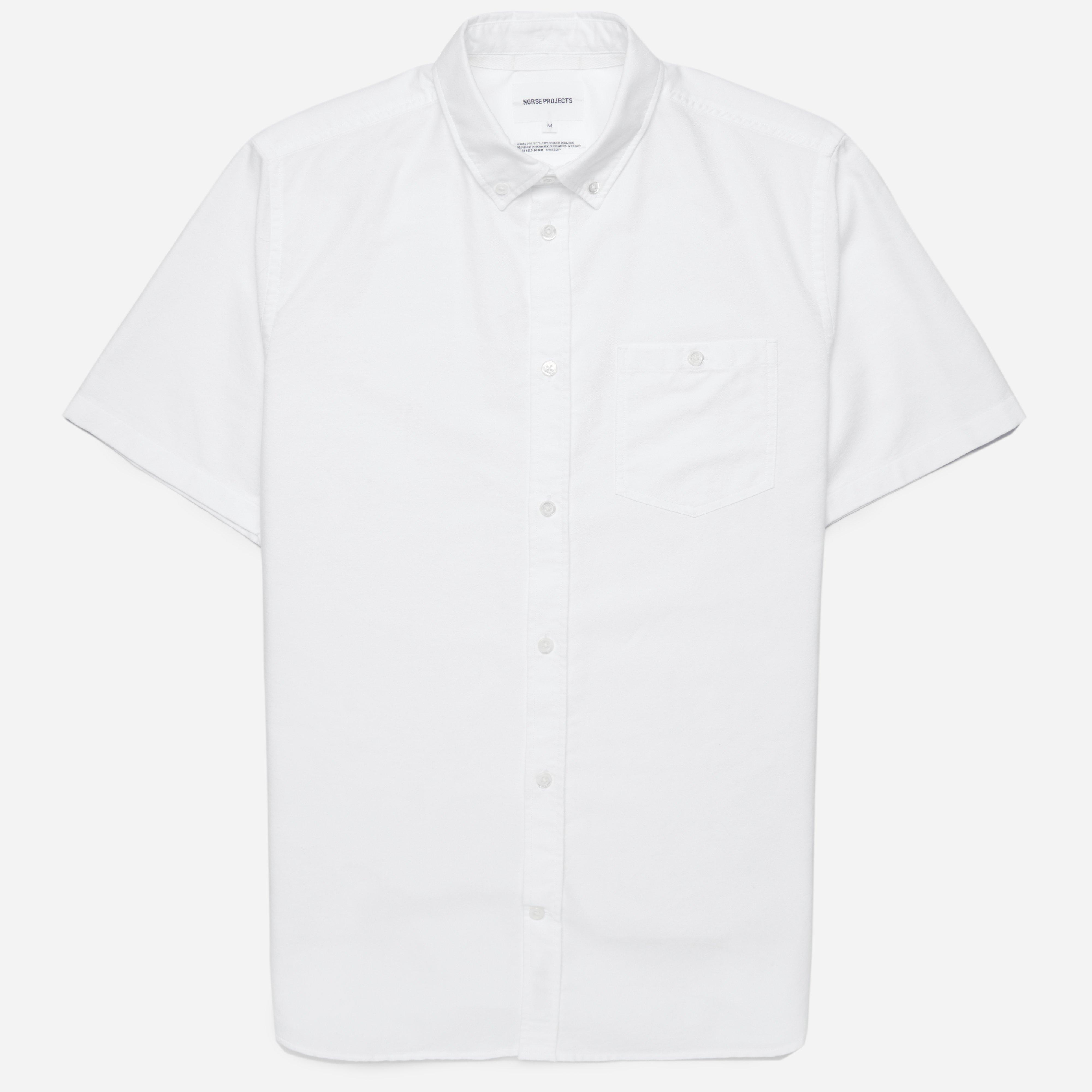 Norse Projects Anton Oxford SS Shirt