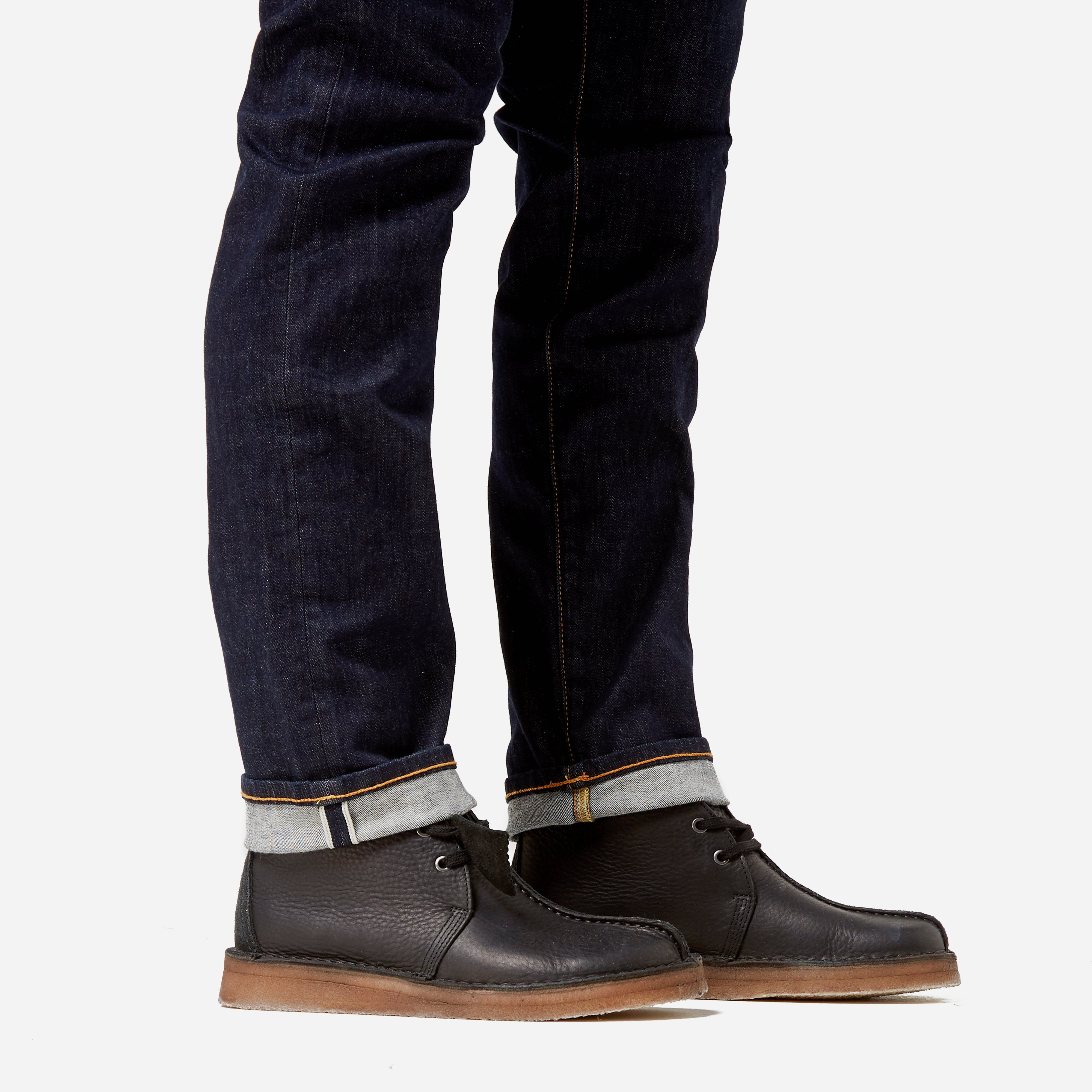 Edwin ED-80 CS Red Listed Selvage Rinsed