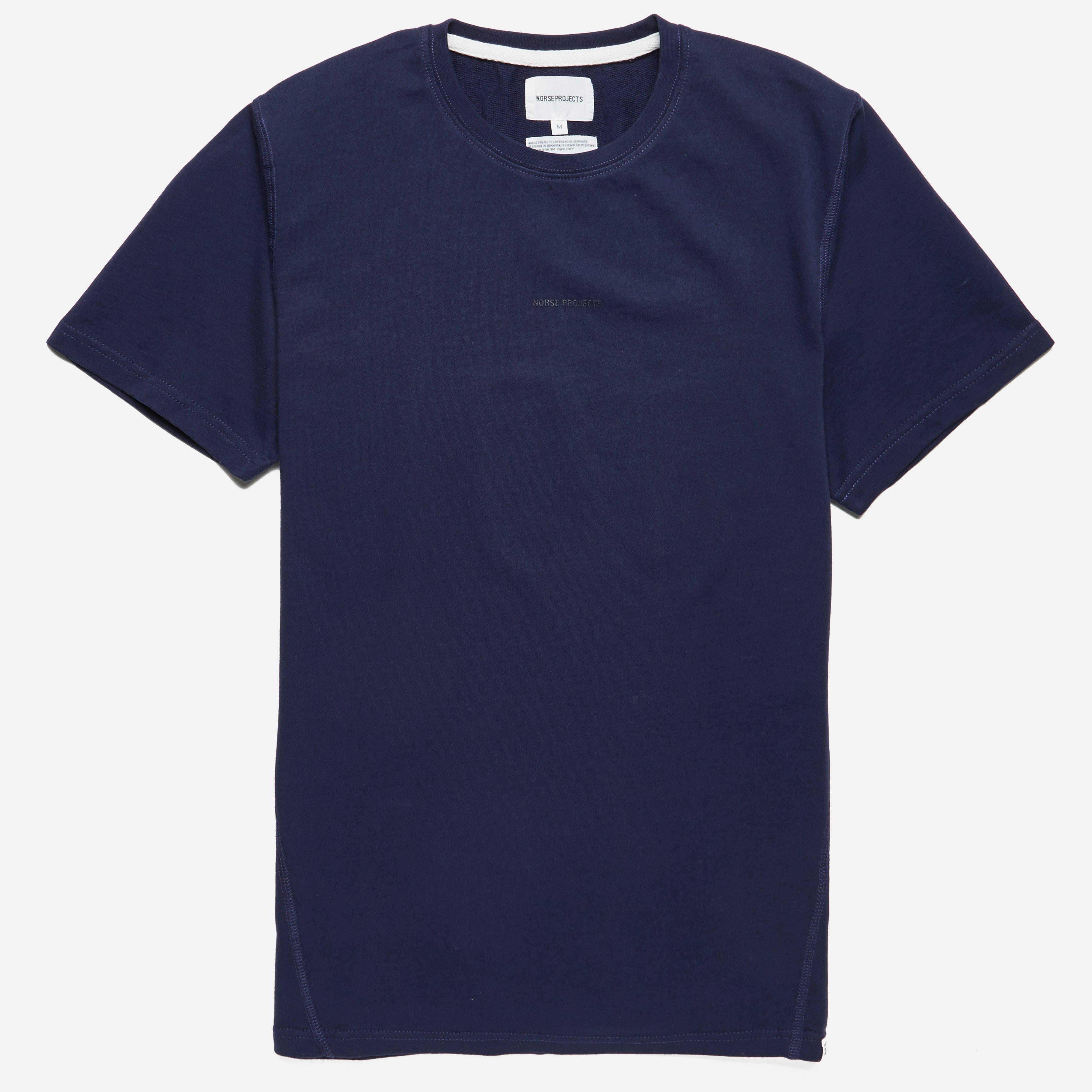 Norse Projects James Dry Cotton T-shirt