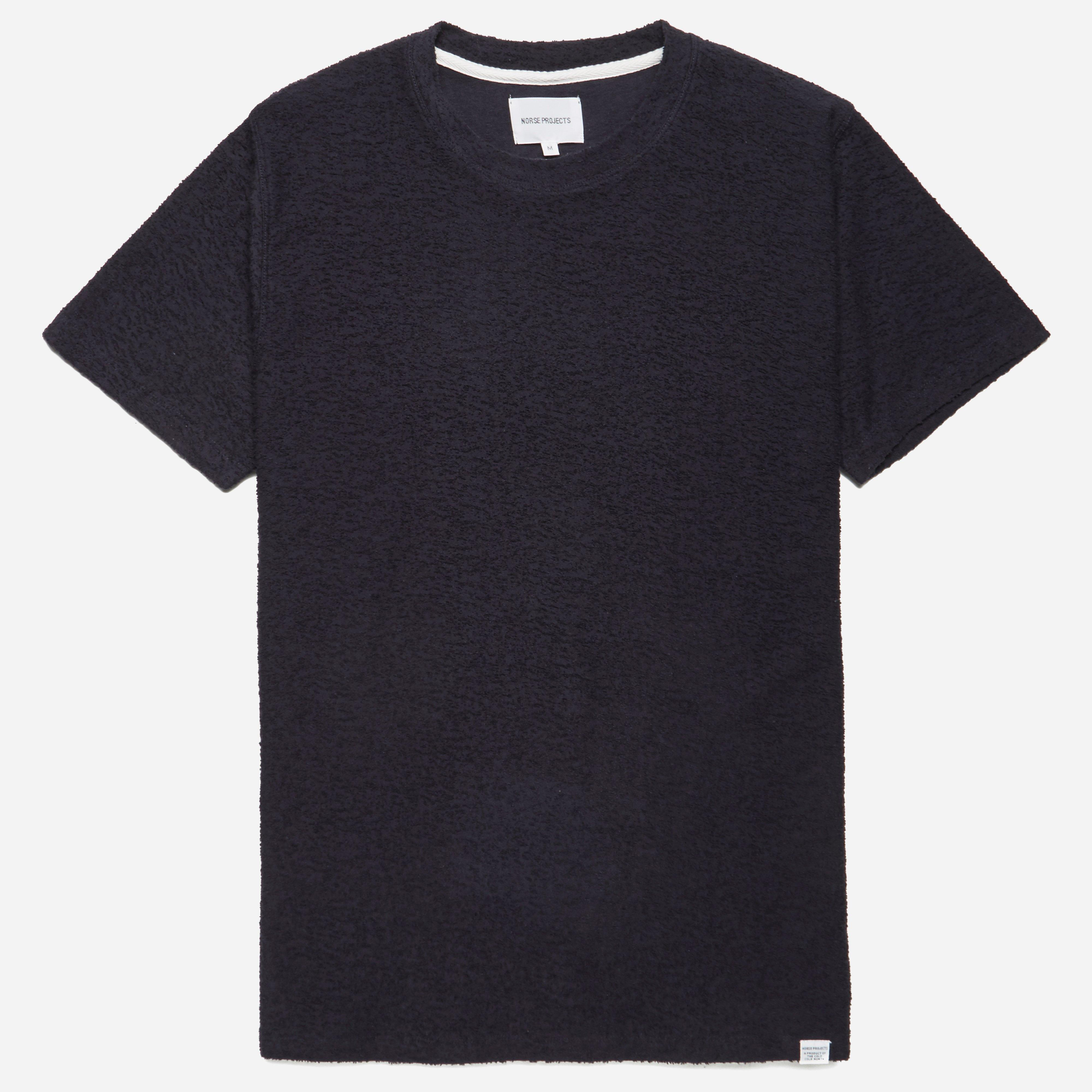 Norse Projects Niels Towelling T-shirt