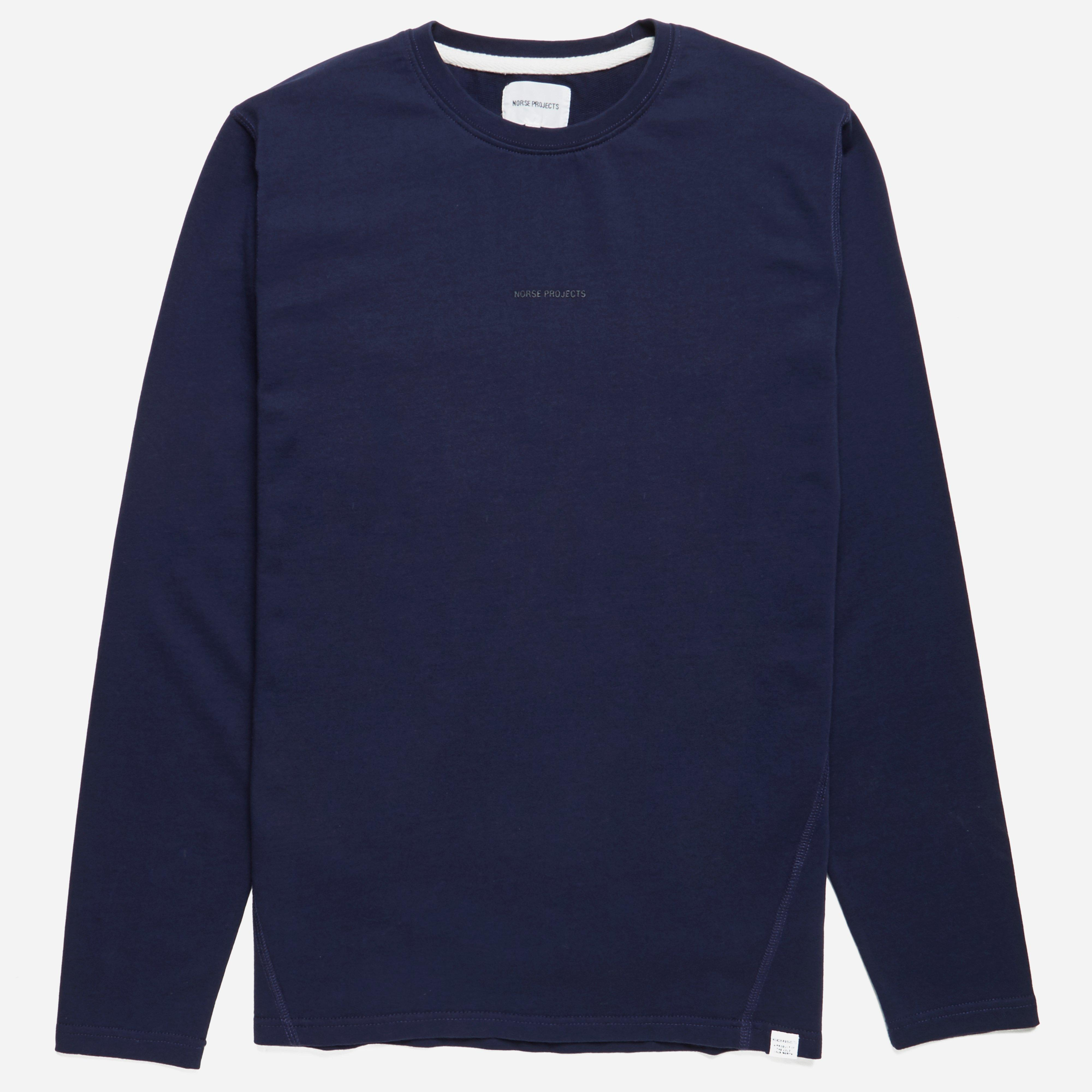 Norse Projects James Dry Cotton Long Sleeve T-shirt