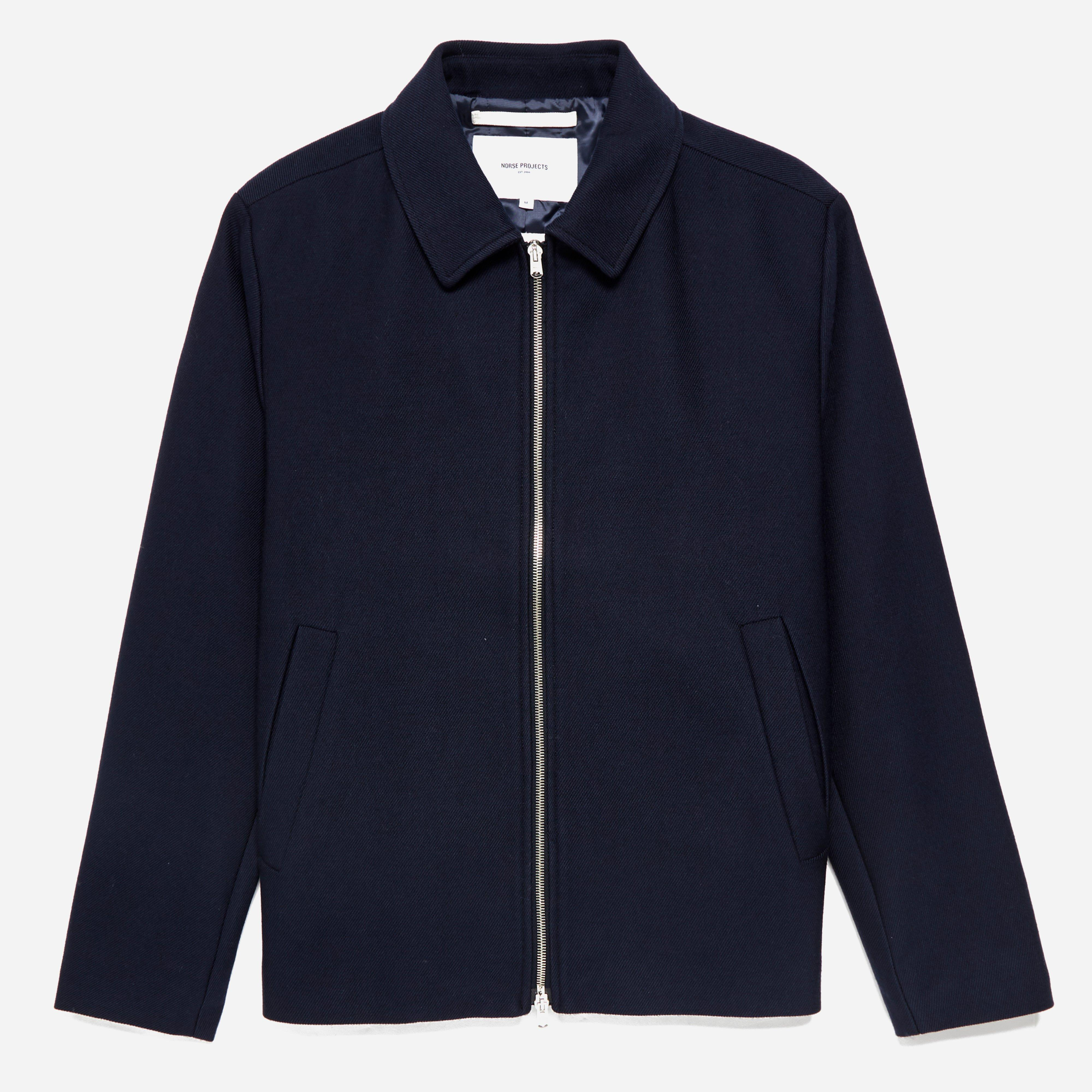 Norse Projects Uppsala Wool Nylon Twill