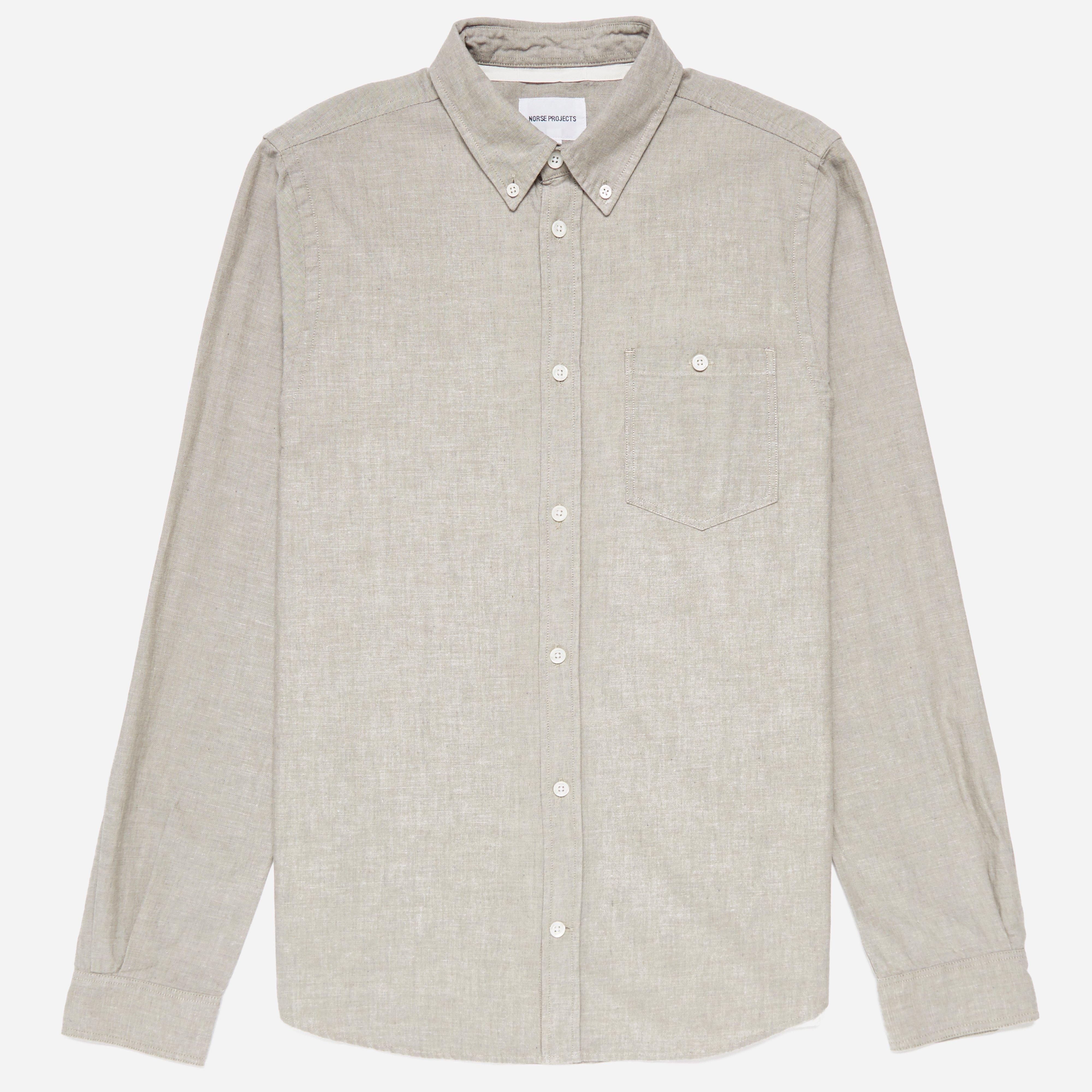 Norse Projects Anton Chambray Shirt