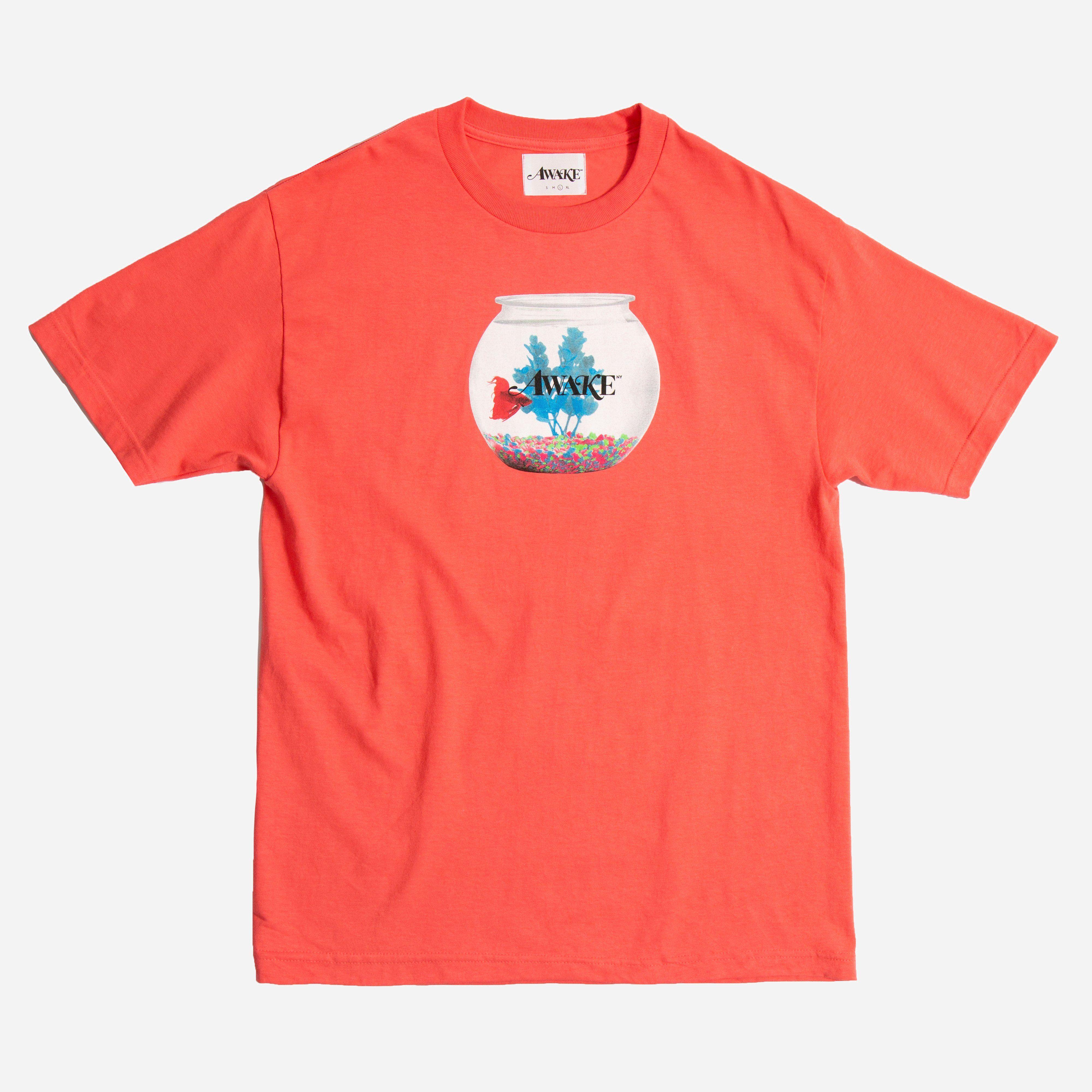 Awake NY Fish Bowl T-shirt