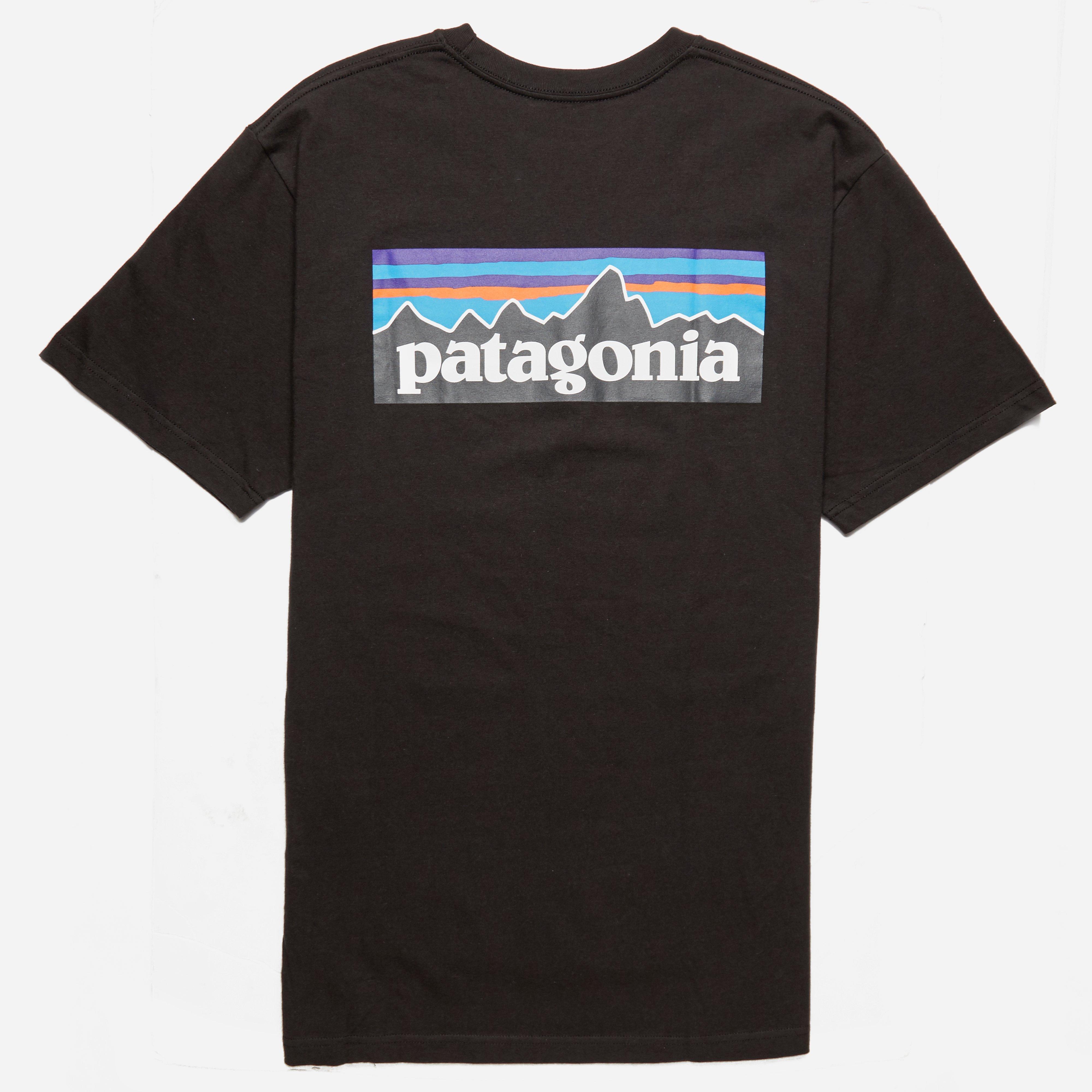 Patagonia P6 Logo Cotton Pocket T-shirt