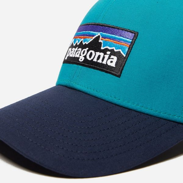 Patagonia P6 Logo Stretch Fit Hat  29873d1b996