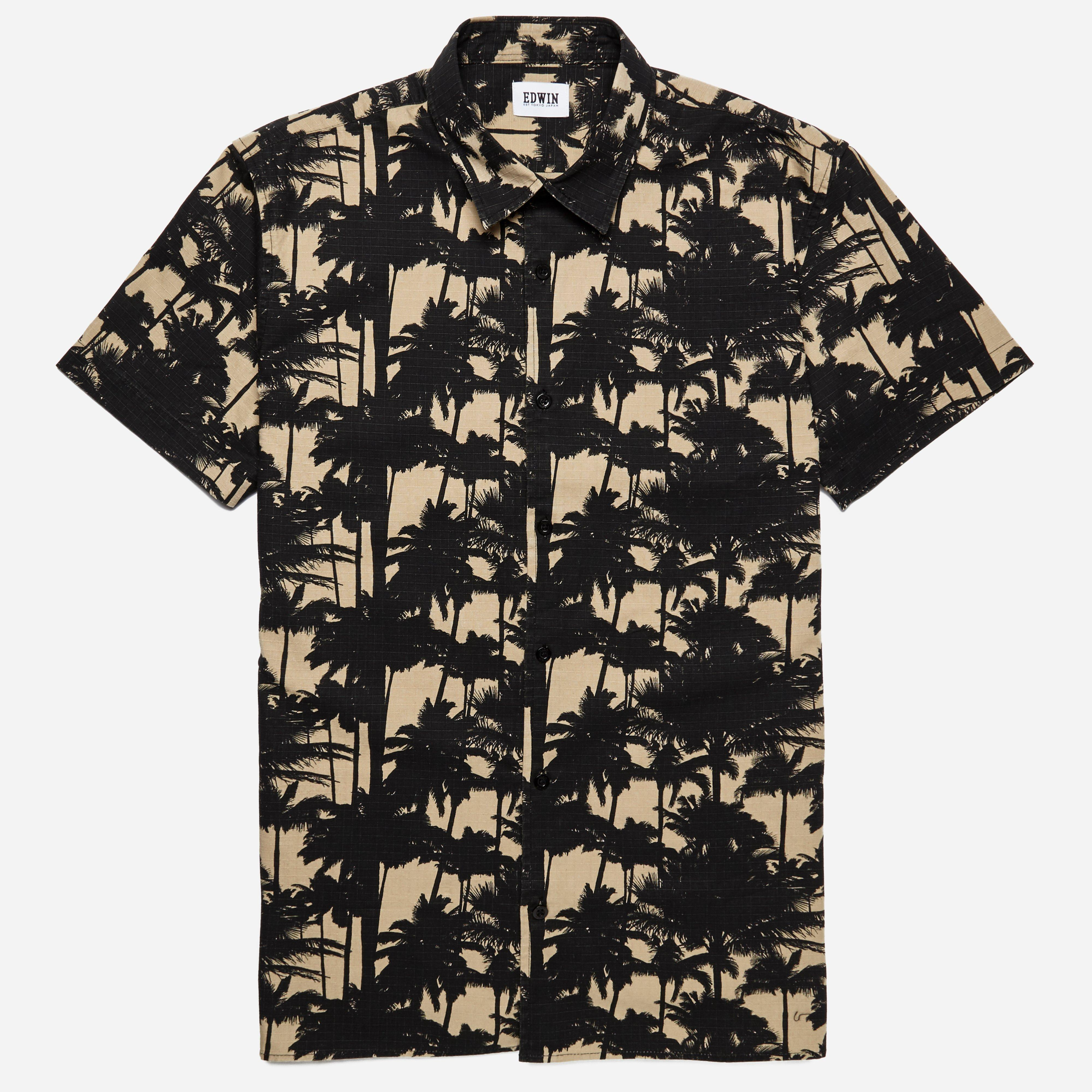 Edwin Nimes Short Sleeve Shirt