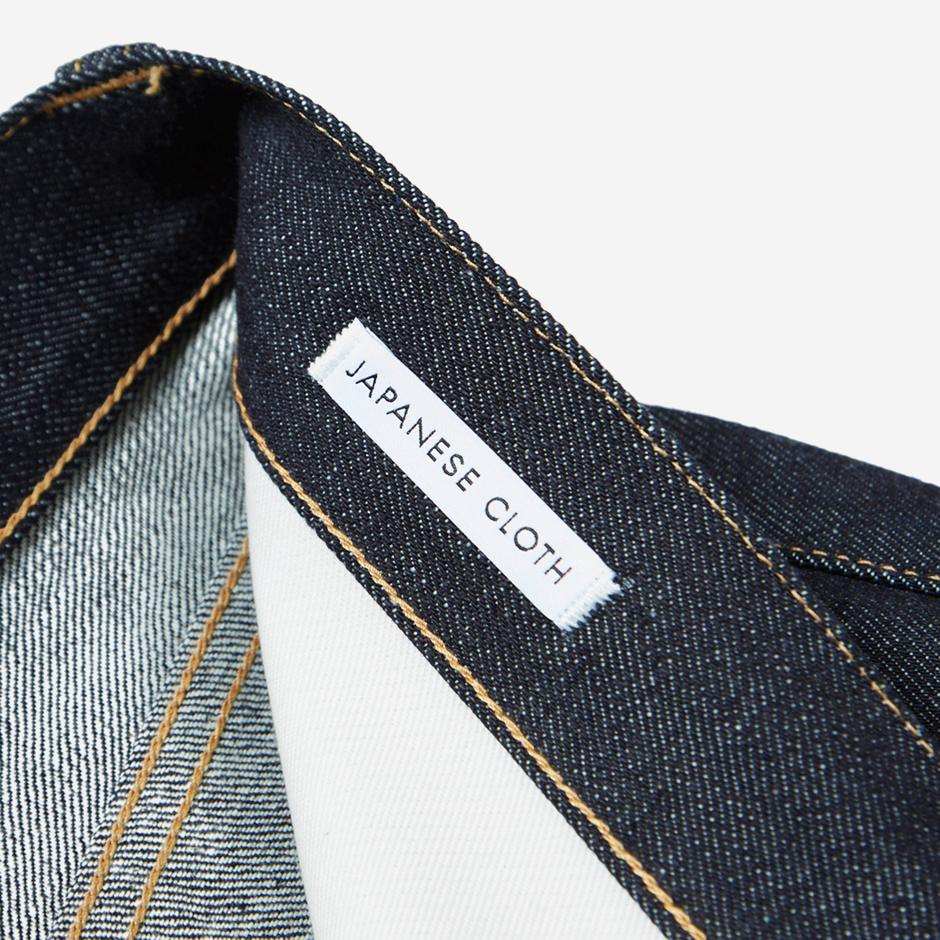 Edwin ED-47 Red Listed Selvage Jeans