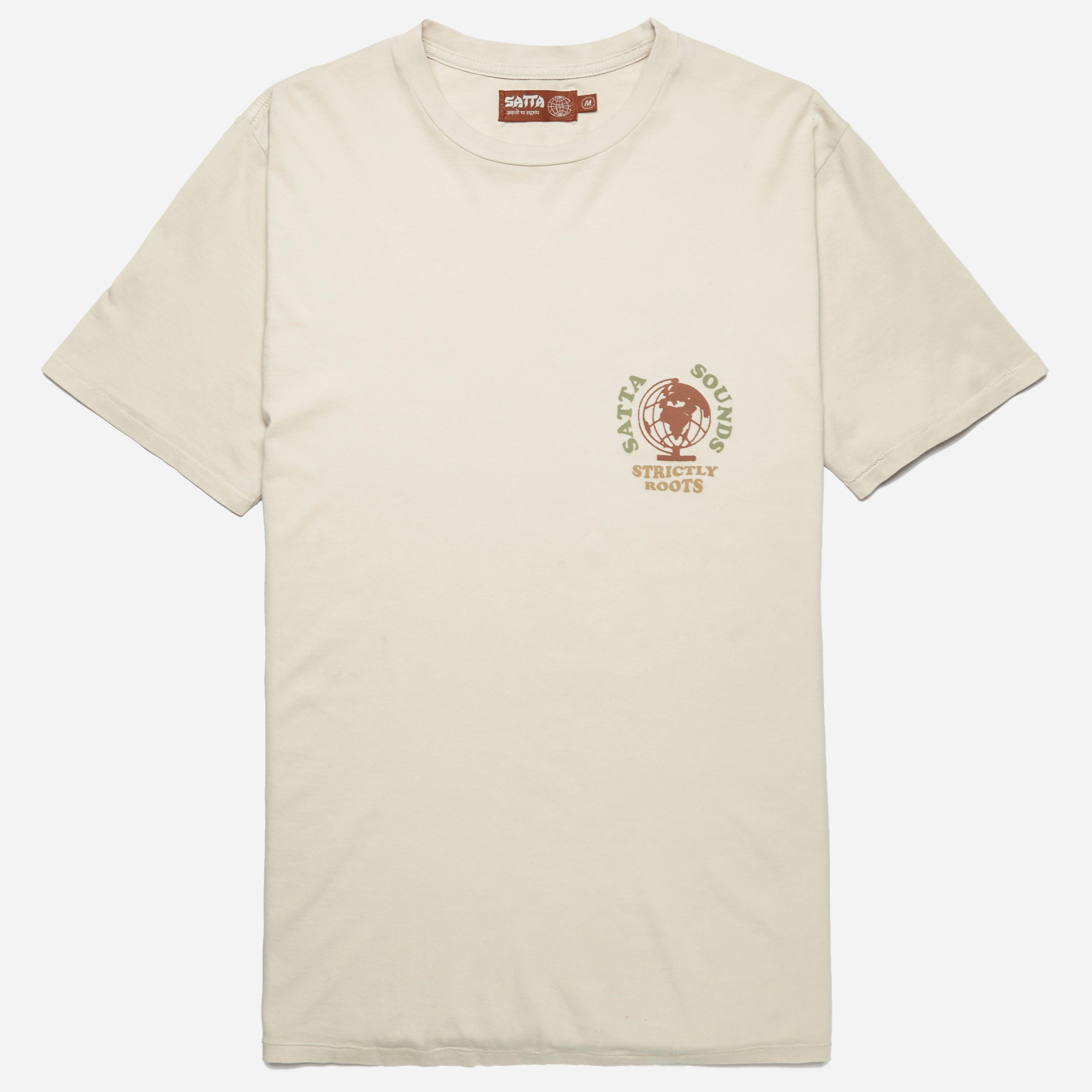 Satta Strictly Roots T-shirt
