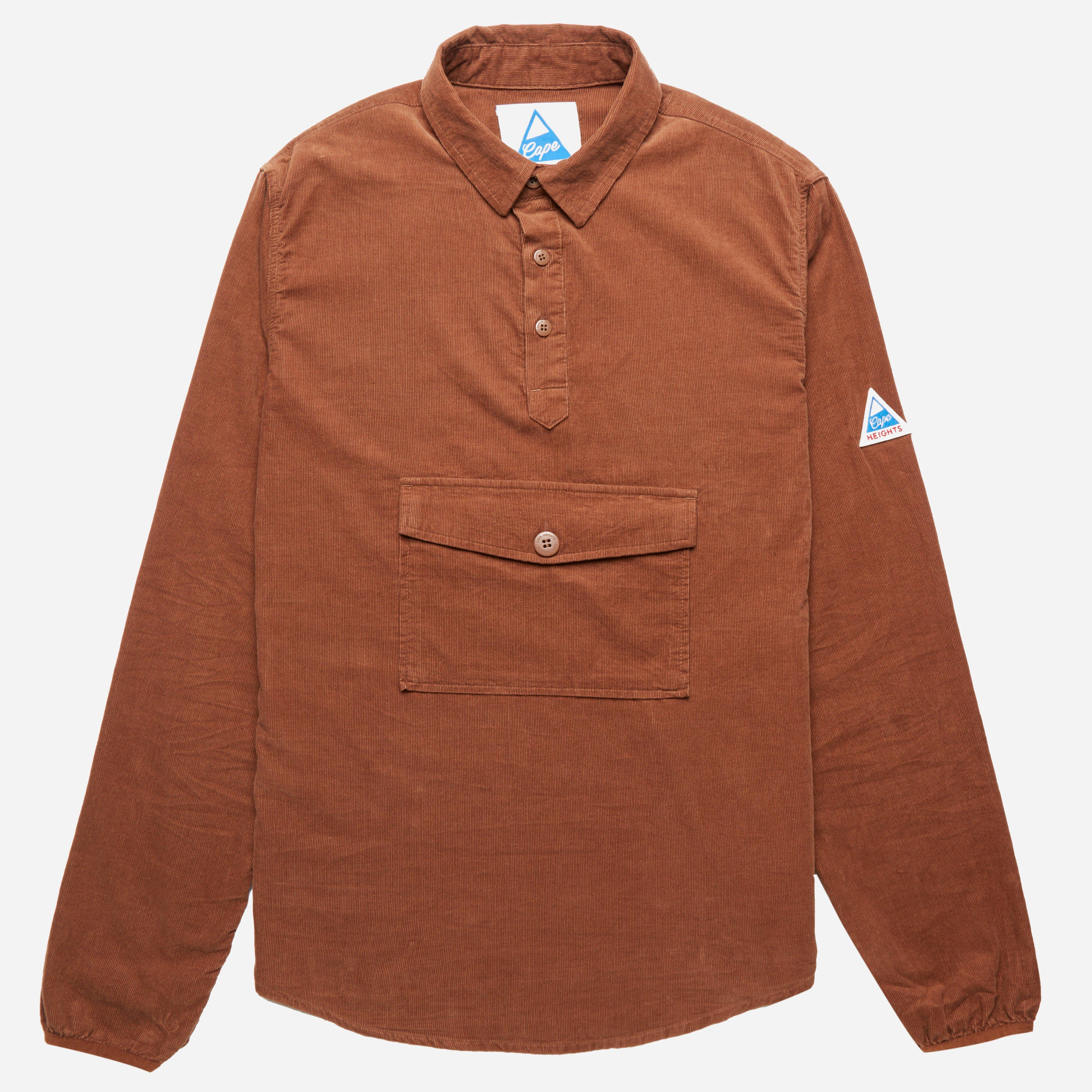 Cape Heights x The Hip Store Cord Hyak Shirt