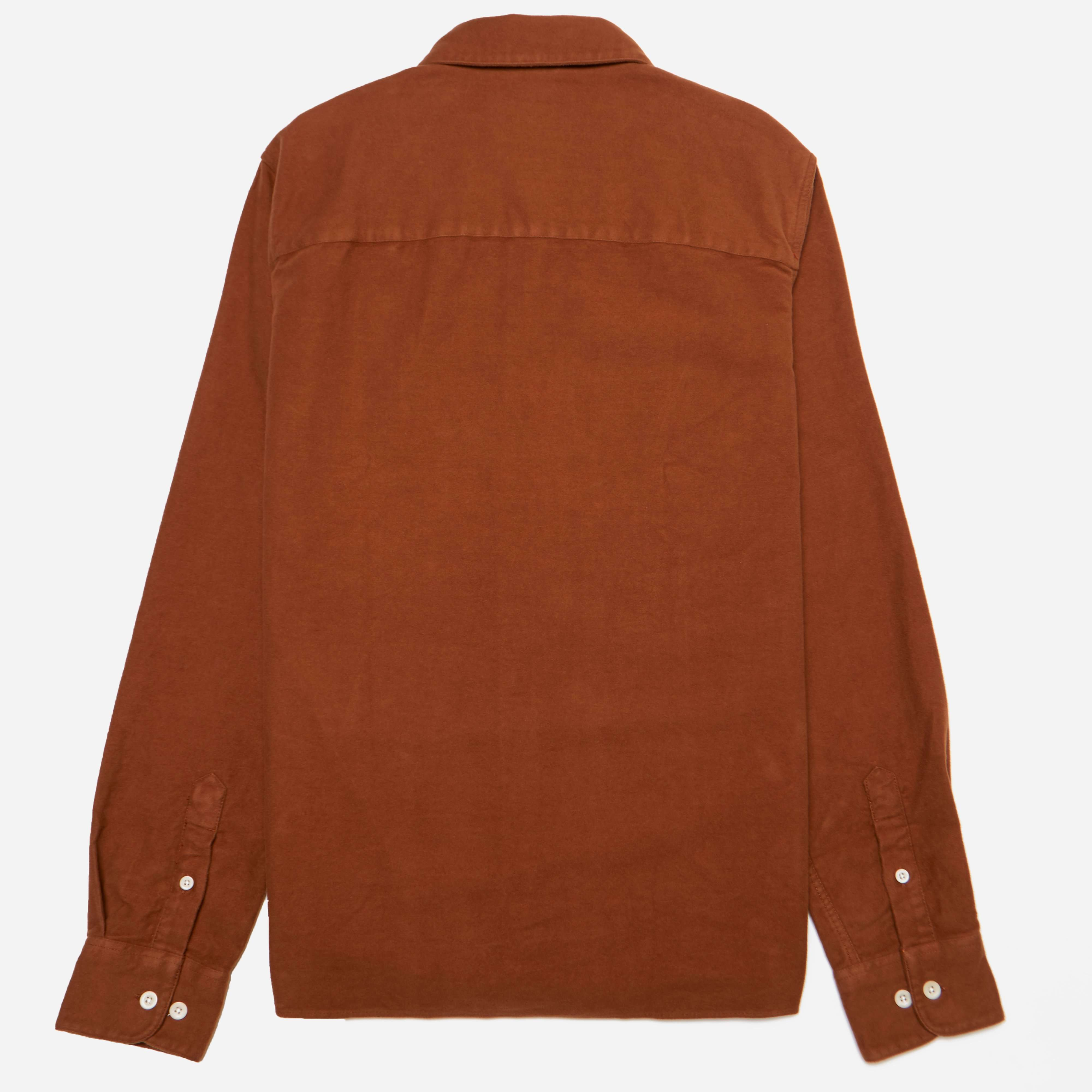 Albam Nash Moleskin Shirt