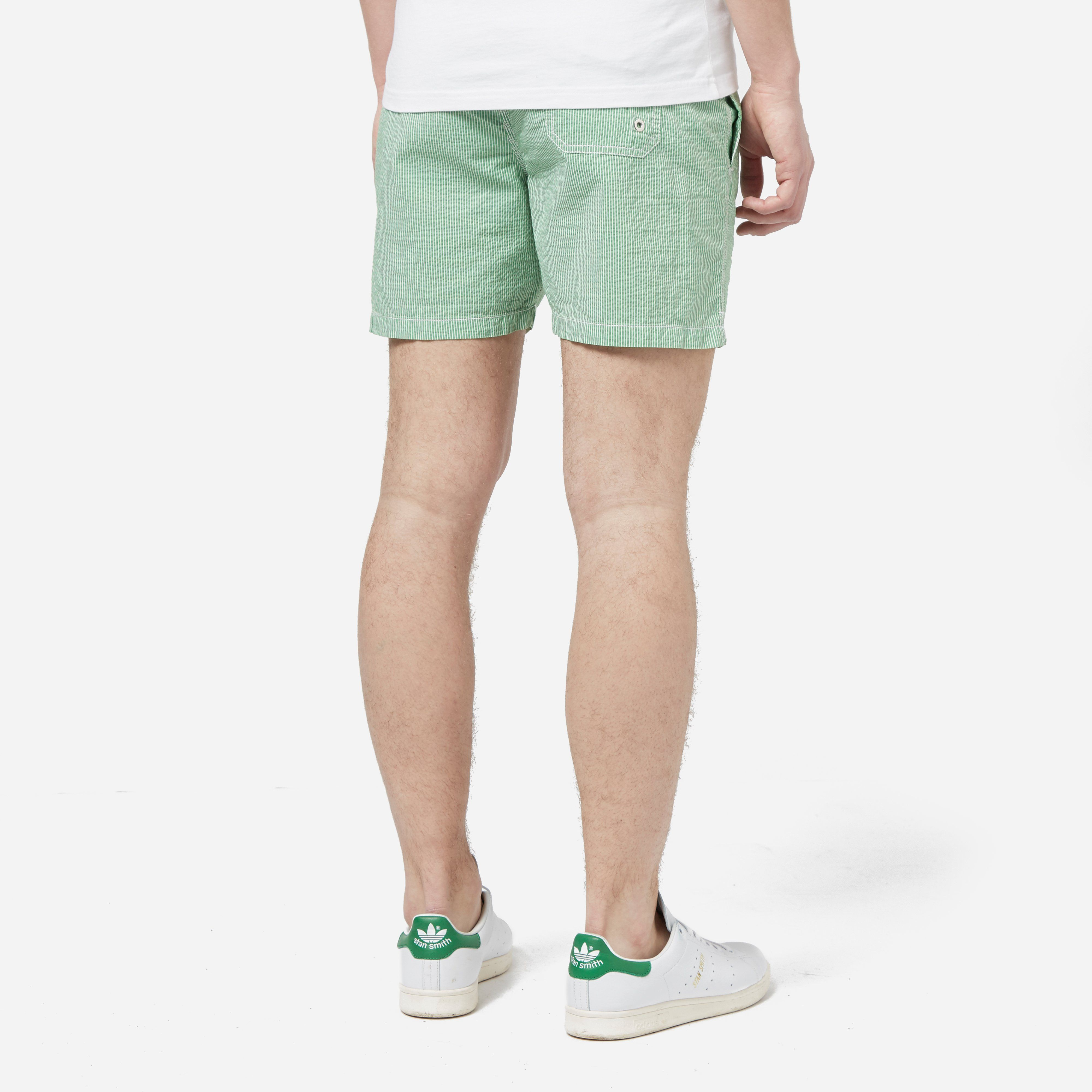 Barbour Striped Swim Shorts