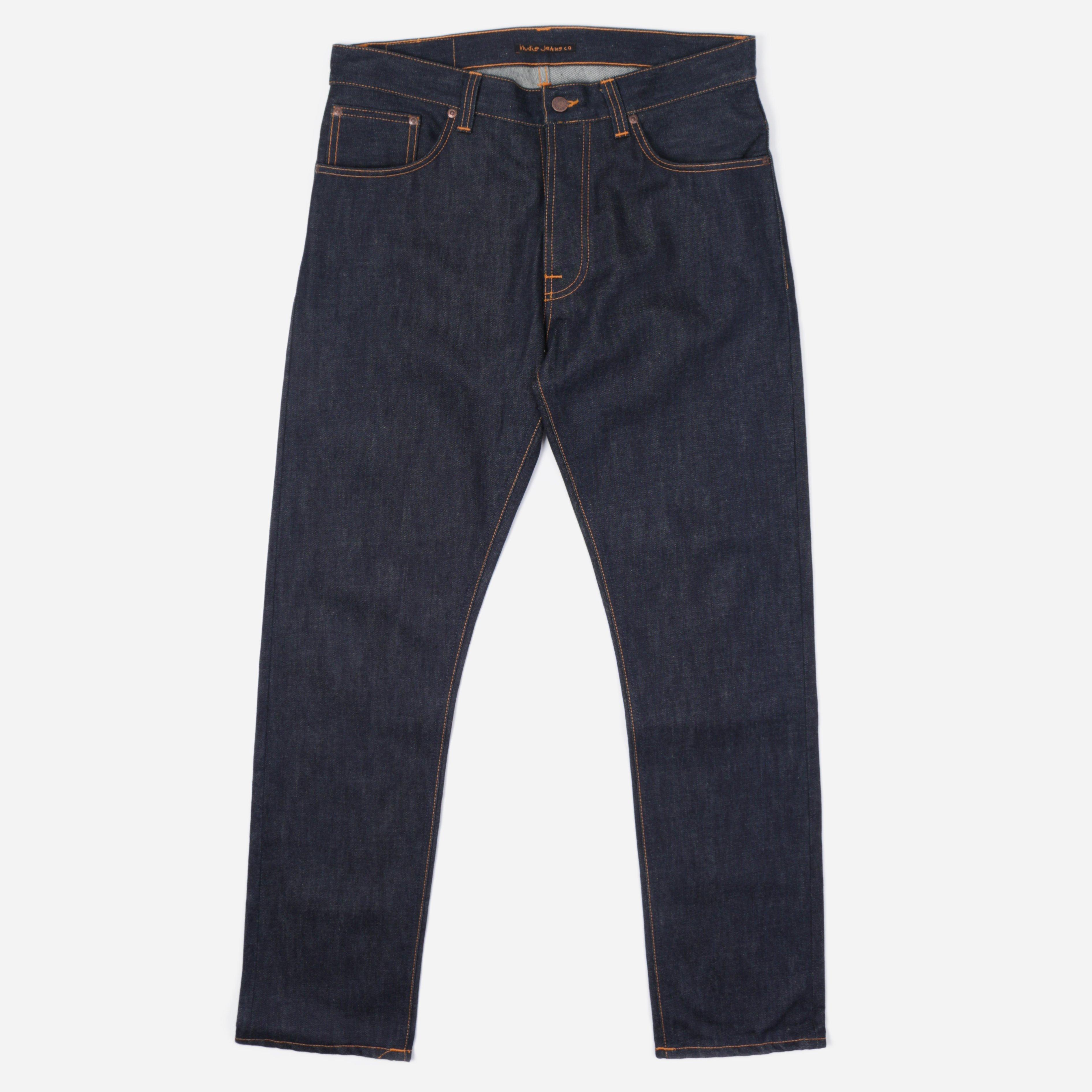 Nudie Jeans Fearless Freddie - Dry Ring Jean