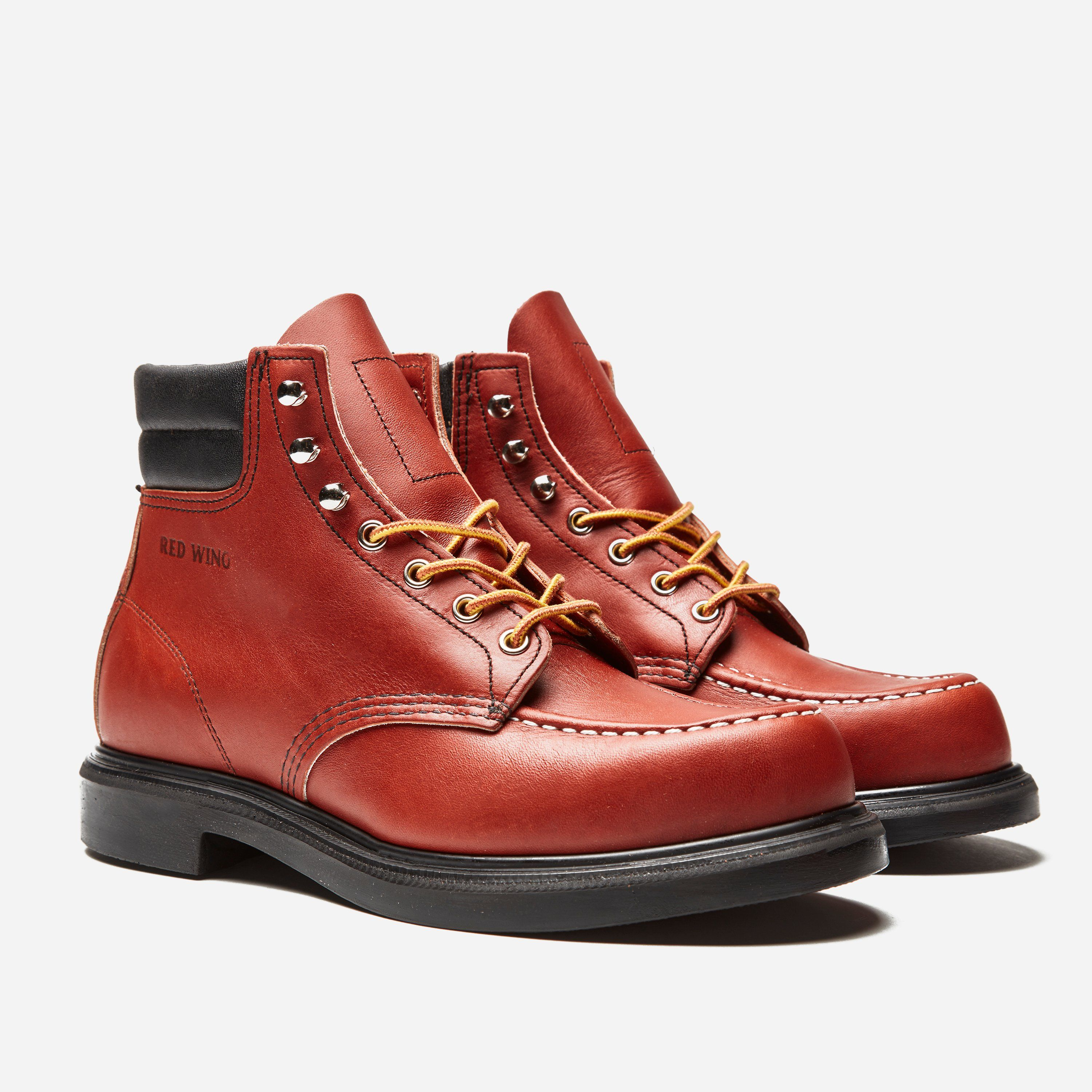 Red Wing Classic Moc Supersole Boot