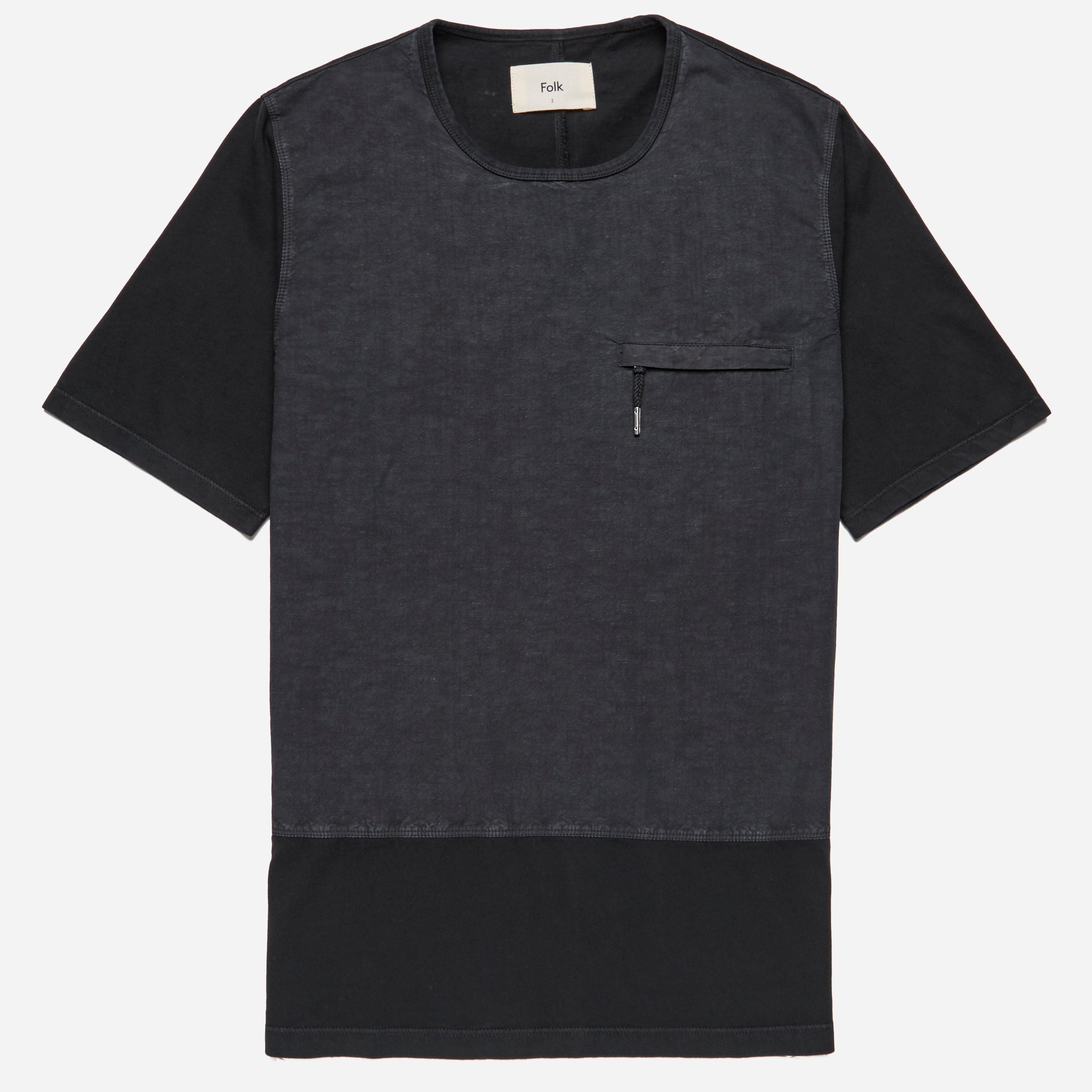 Folk Combination T-shirt