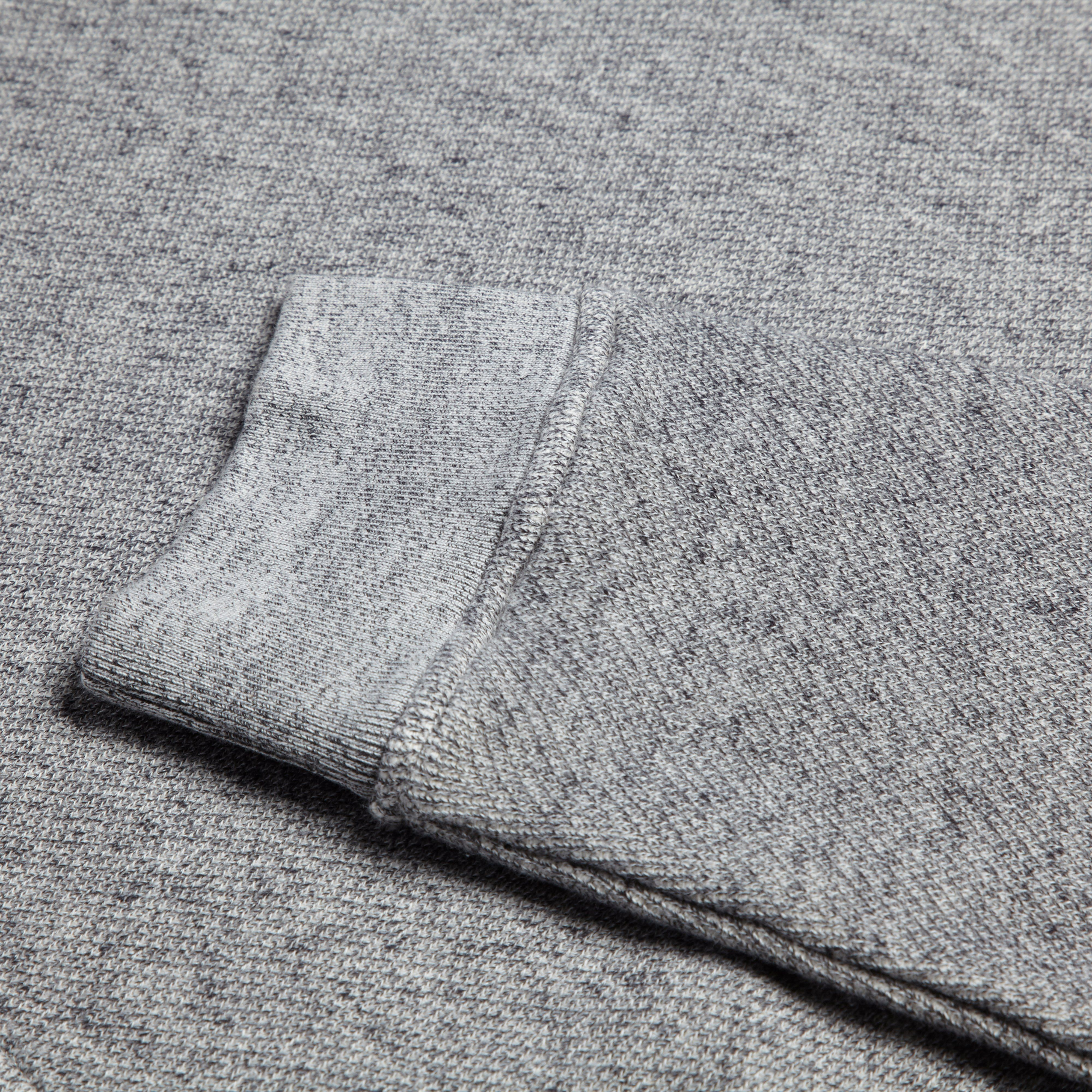 Folk Raglan Sweatshirt