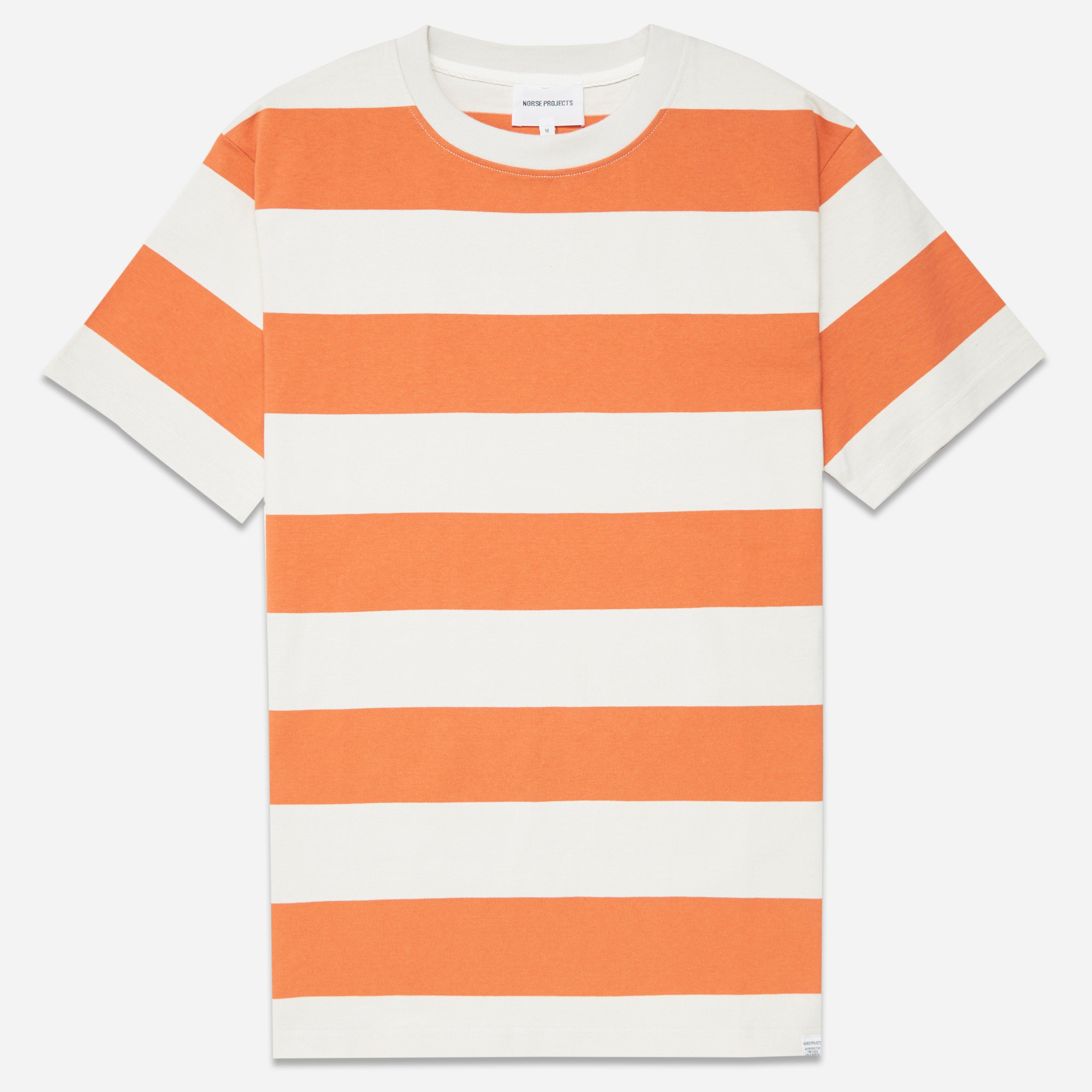 Norse Projects Johannes Wide Stripe T-shirt