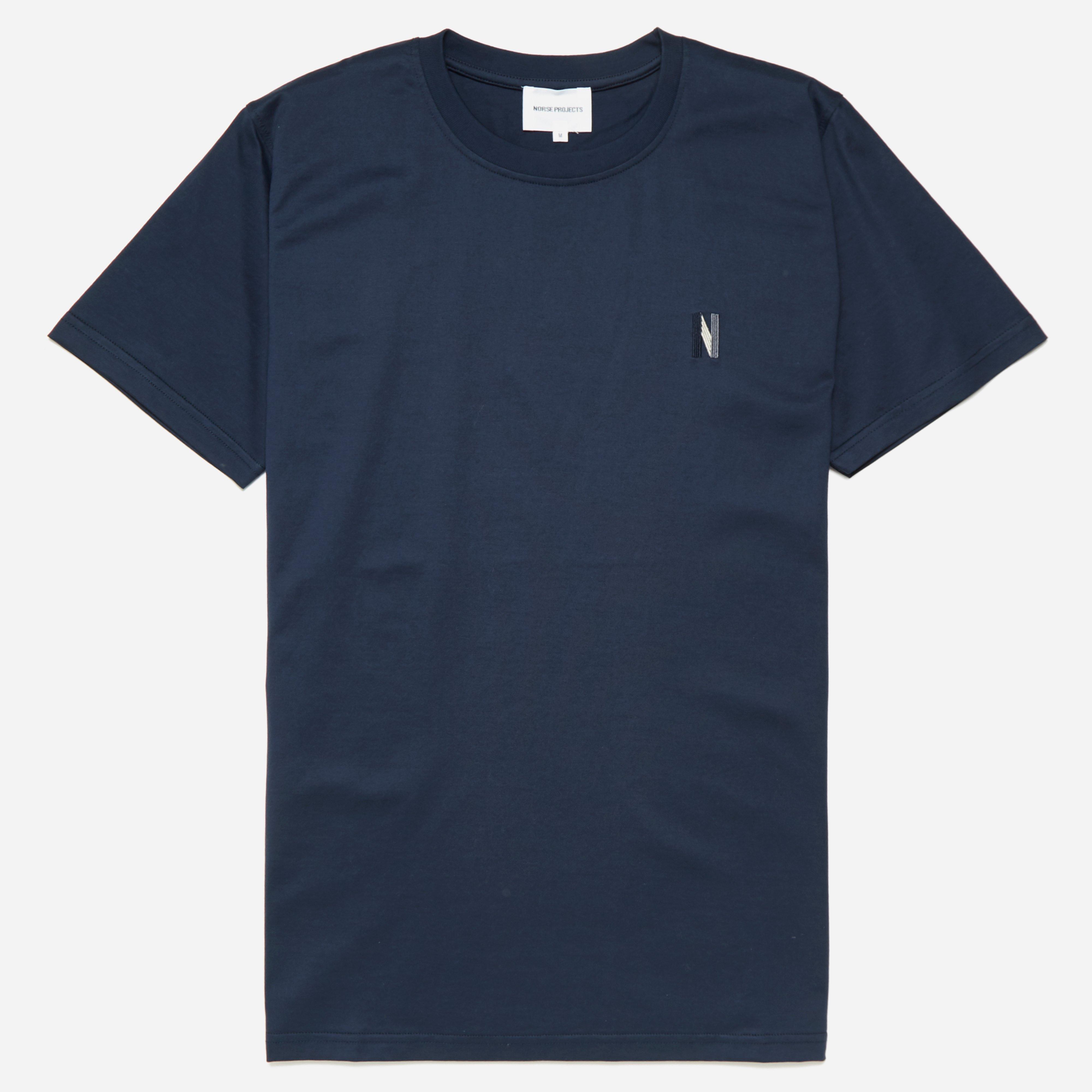 Norse Projects Niels Multi N Logo T-shirt