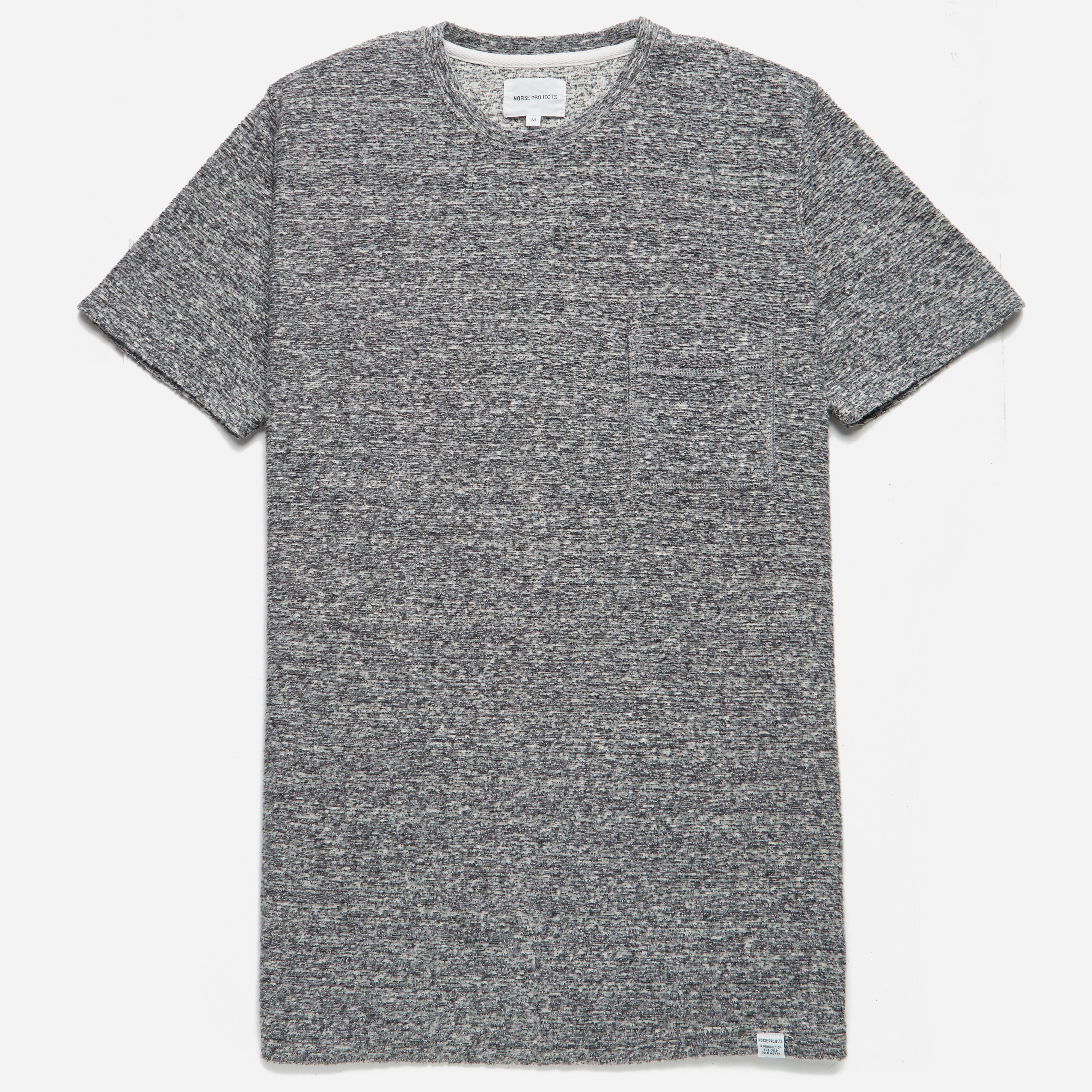 Norse Projects Spring Niels Japanese Pocket T-shirt