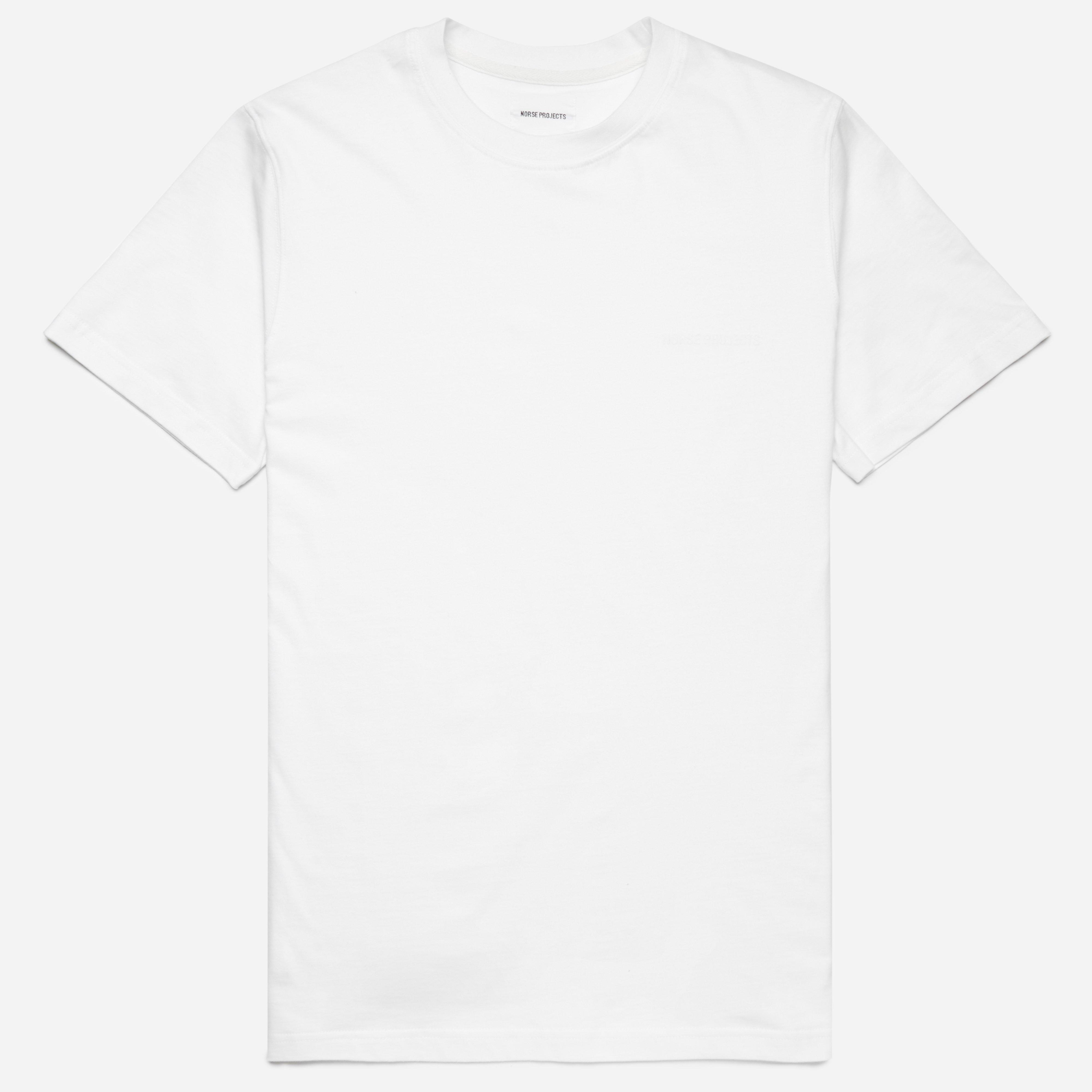 Norse Projects Spring Niels Logo T-shirt
