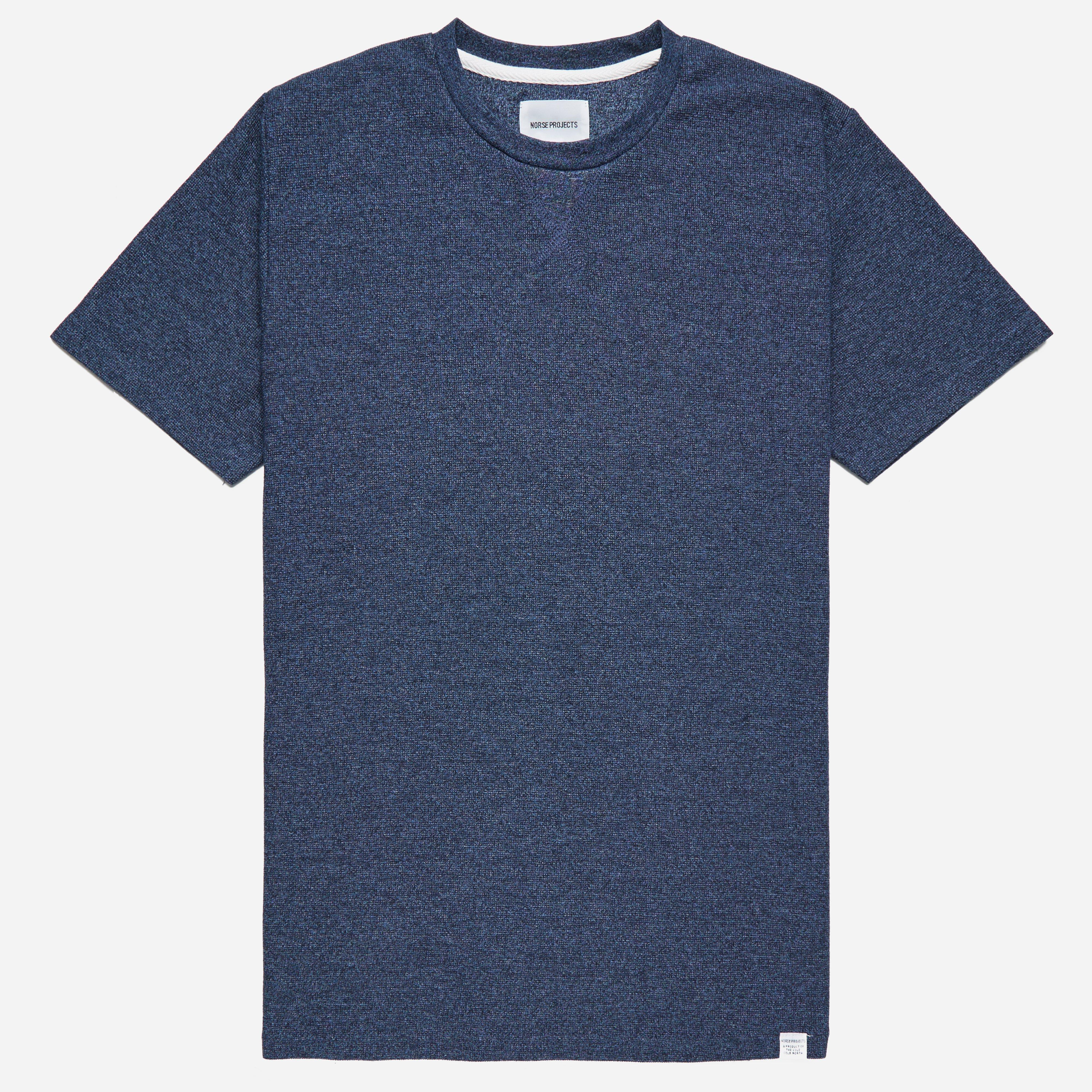 Norse Projects Spring Niels Sport Waffle T-shirt