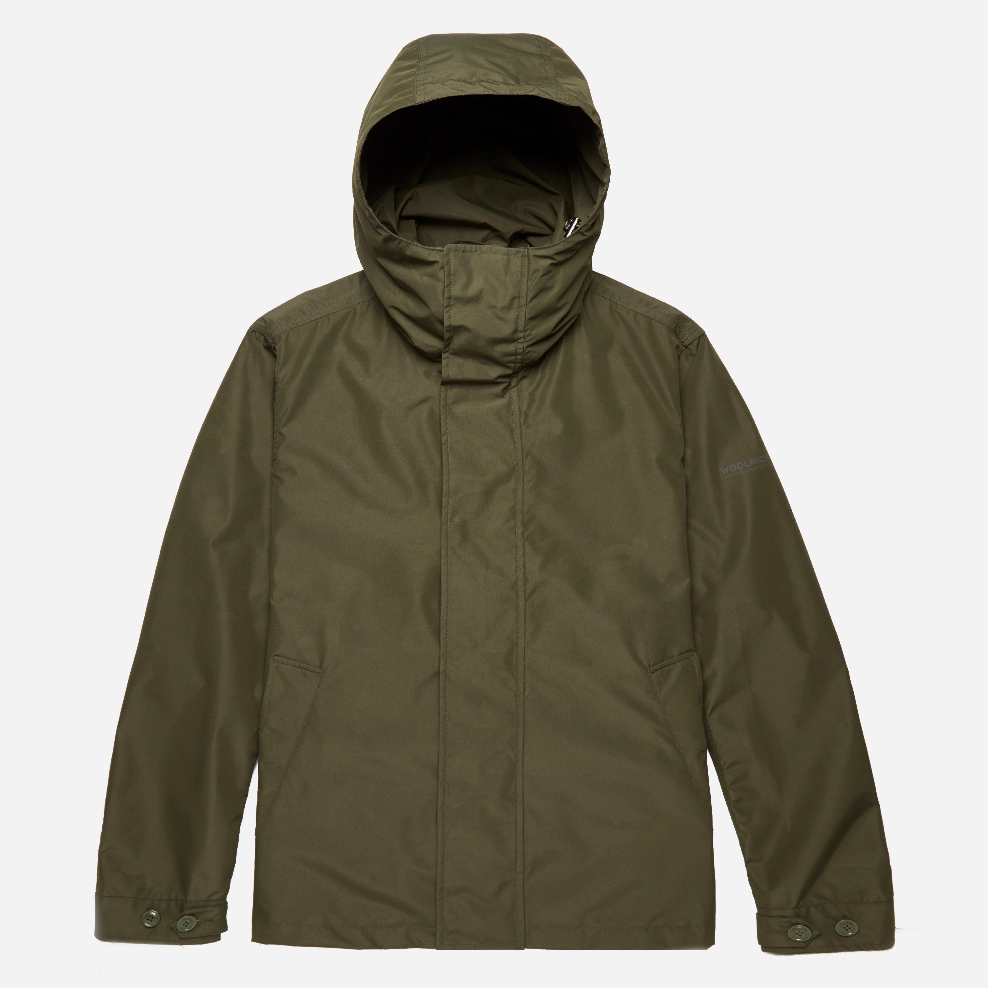 Woolrich Camou Rudder Jacket