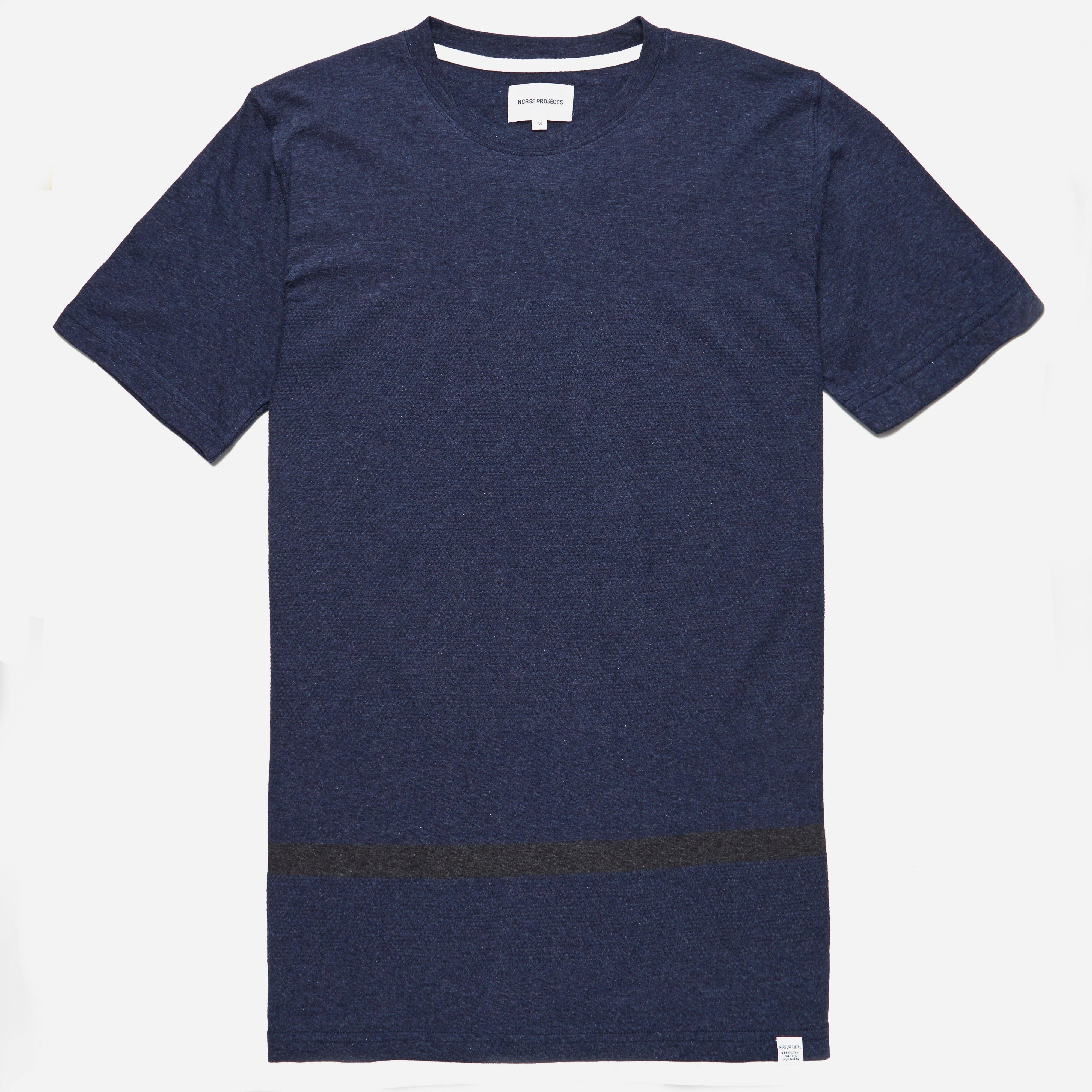 Norse Projects Spring Niels Bubble T-shirt