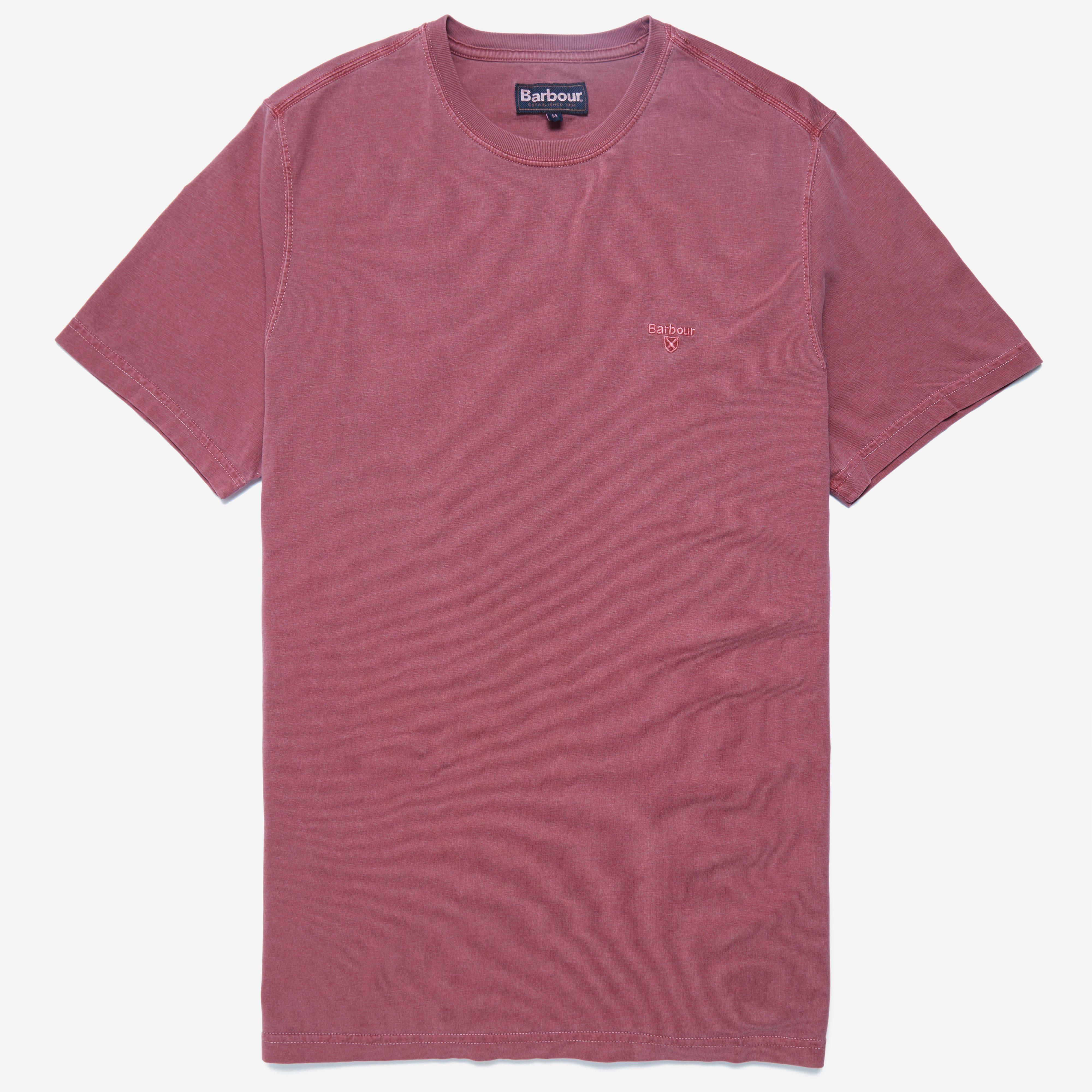 Babour Garment Dyed Tee