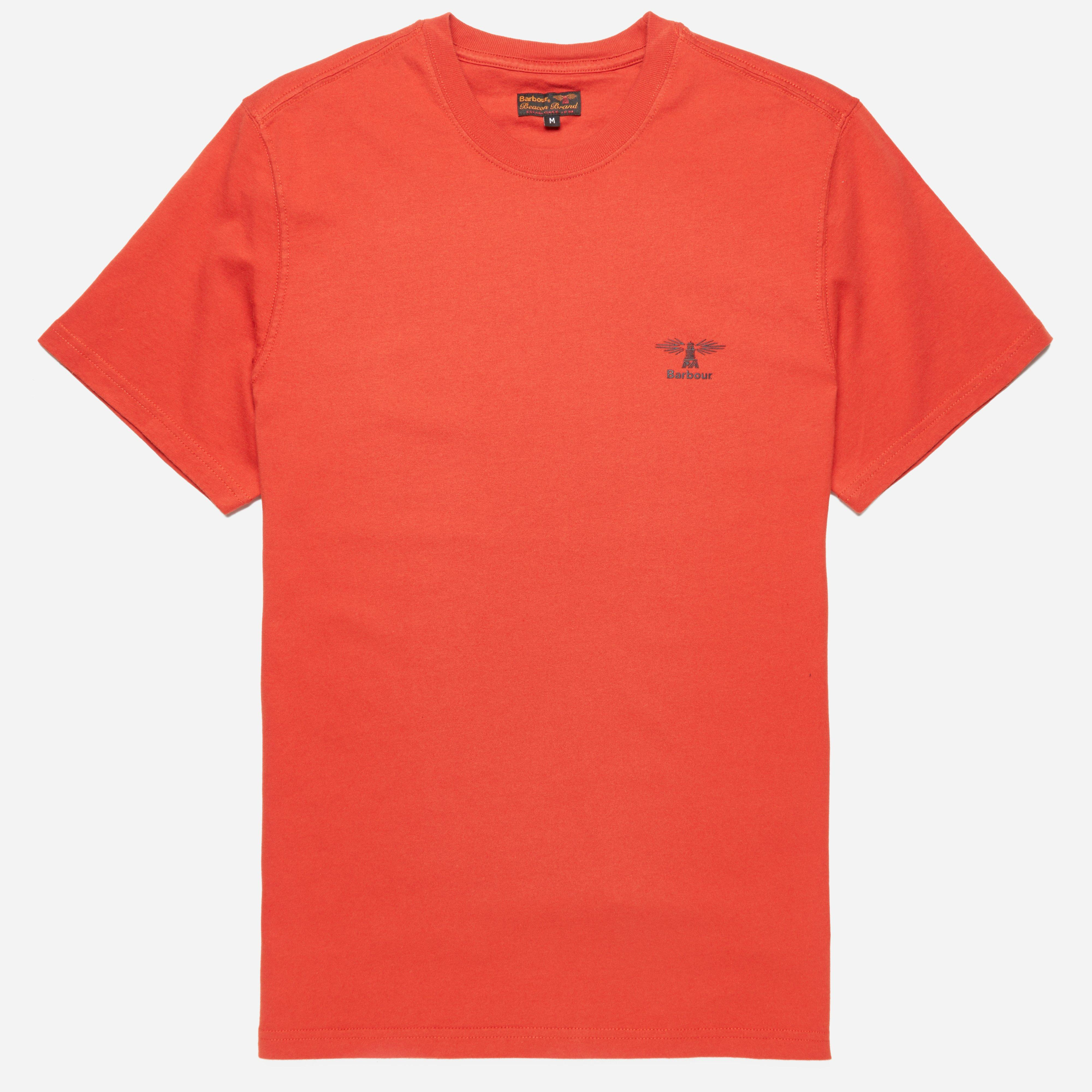 Barbour Standards Tee