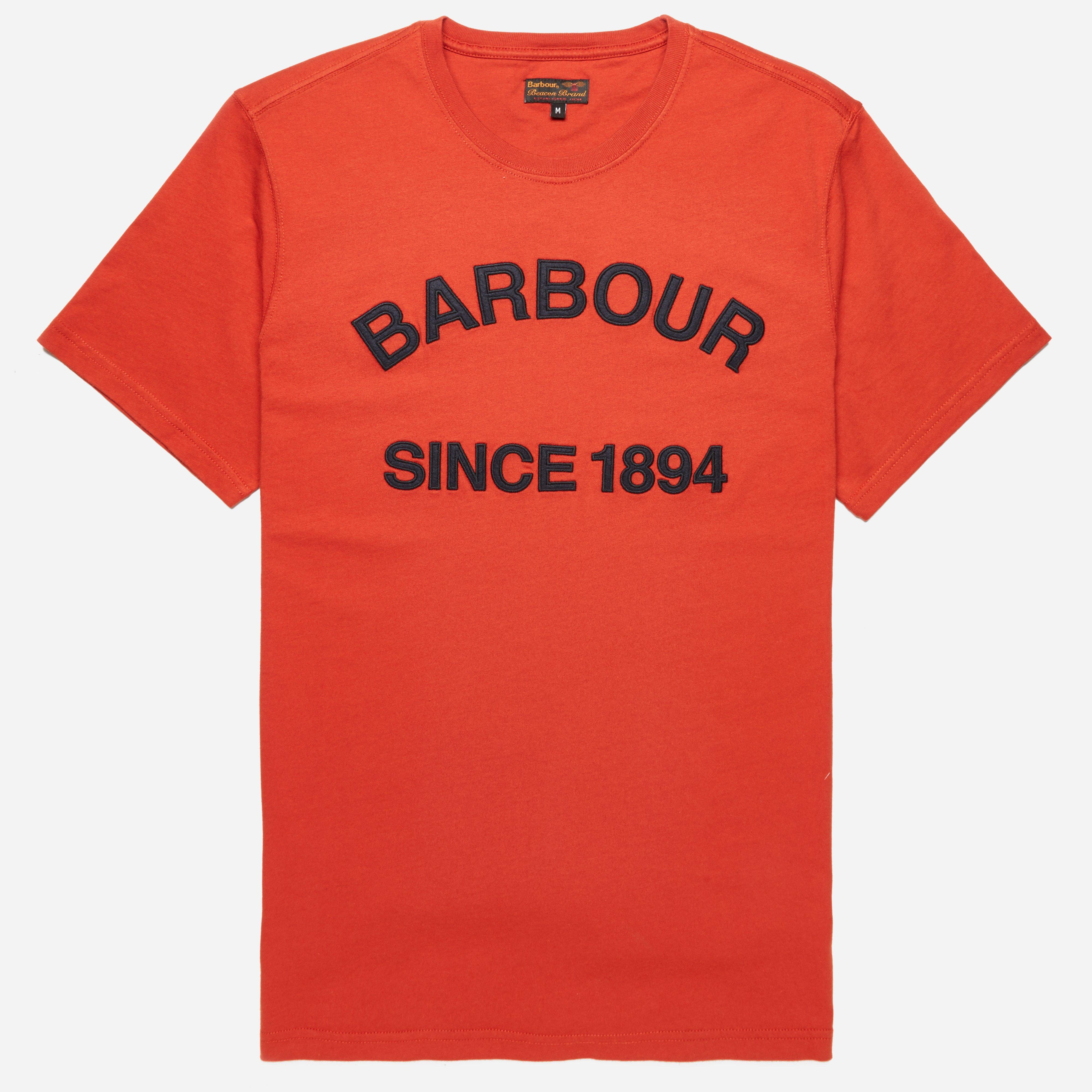 Barbour Tiverton Tee