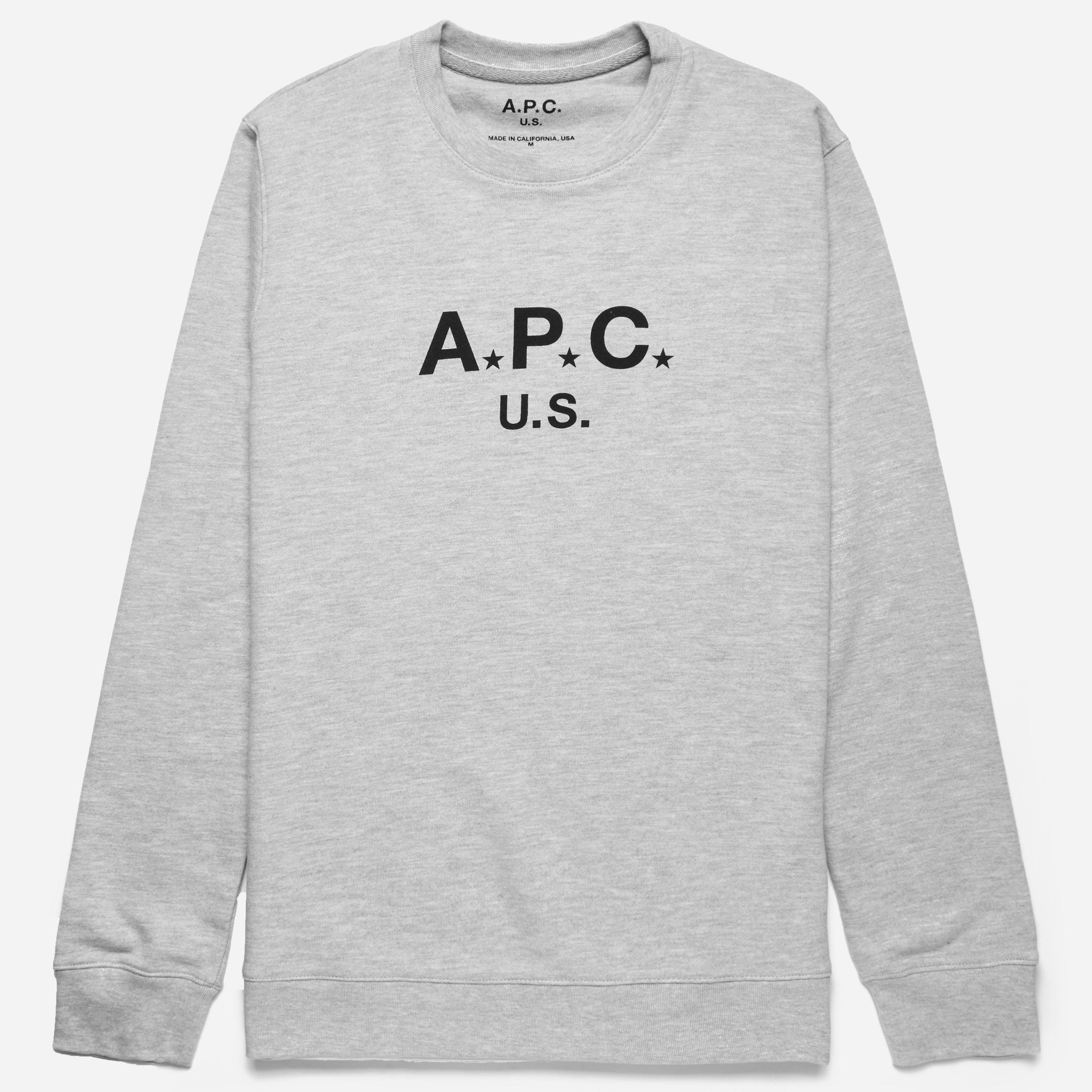 A.P.C U.S Sweatshirt