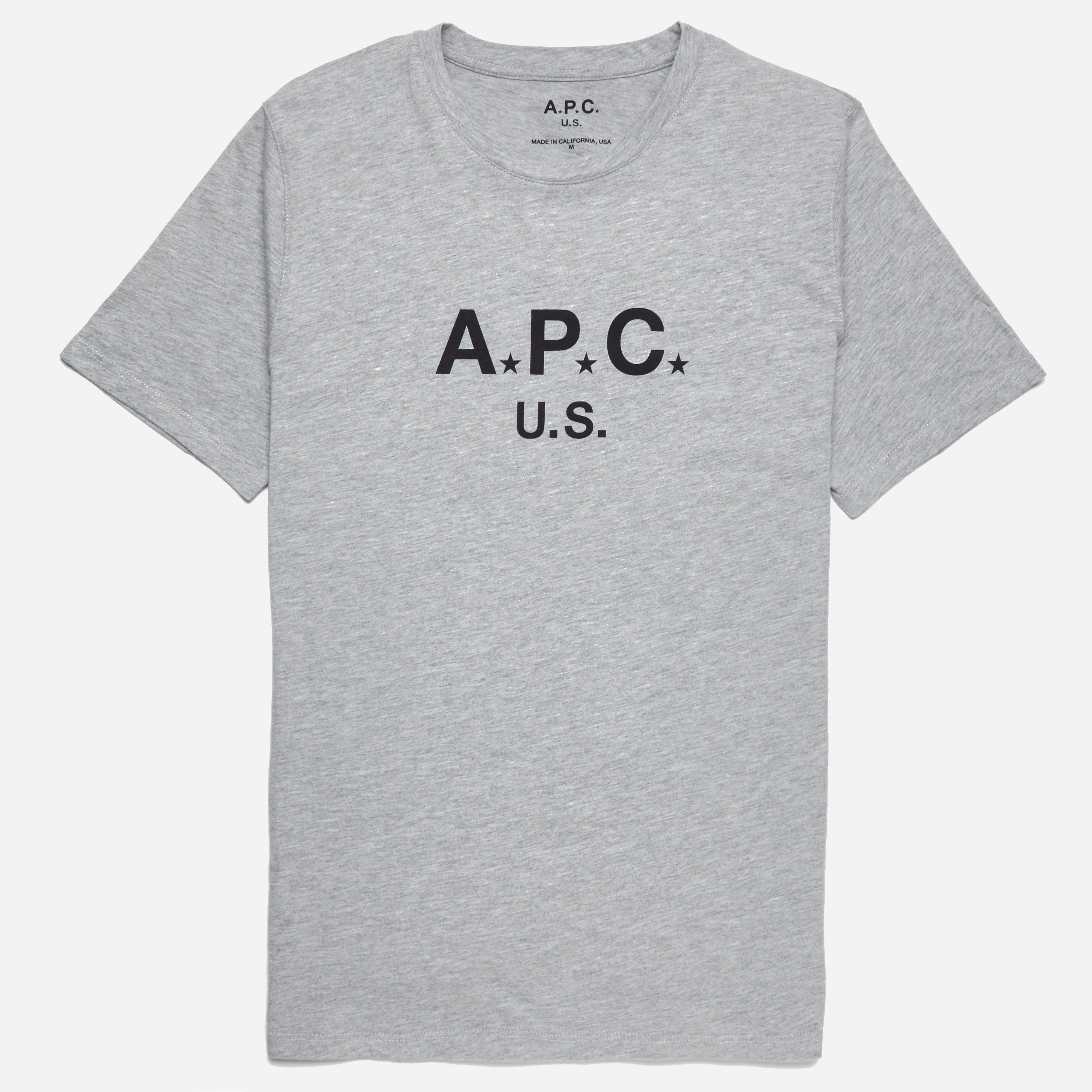 A.P.C U.S T-shirt